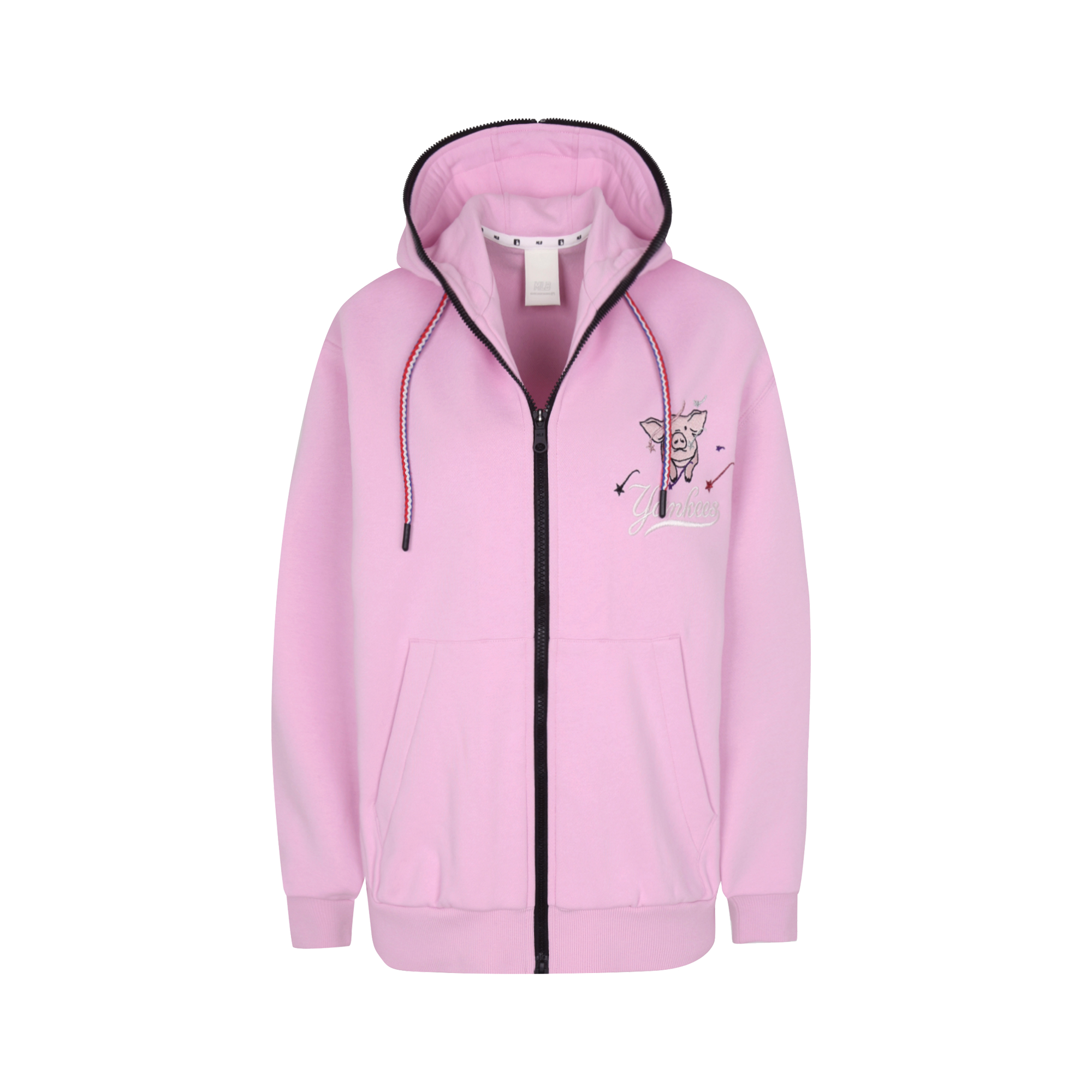 NEW YORK YANKEES LUCKY PIG TRAINING ZIP-UP