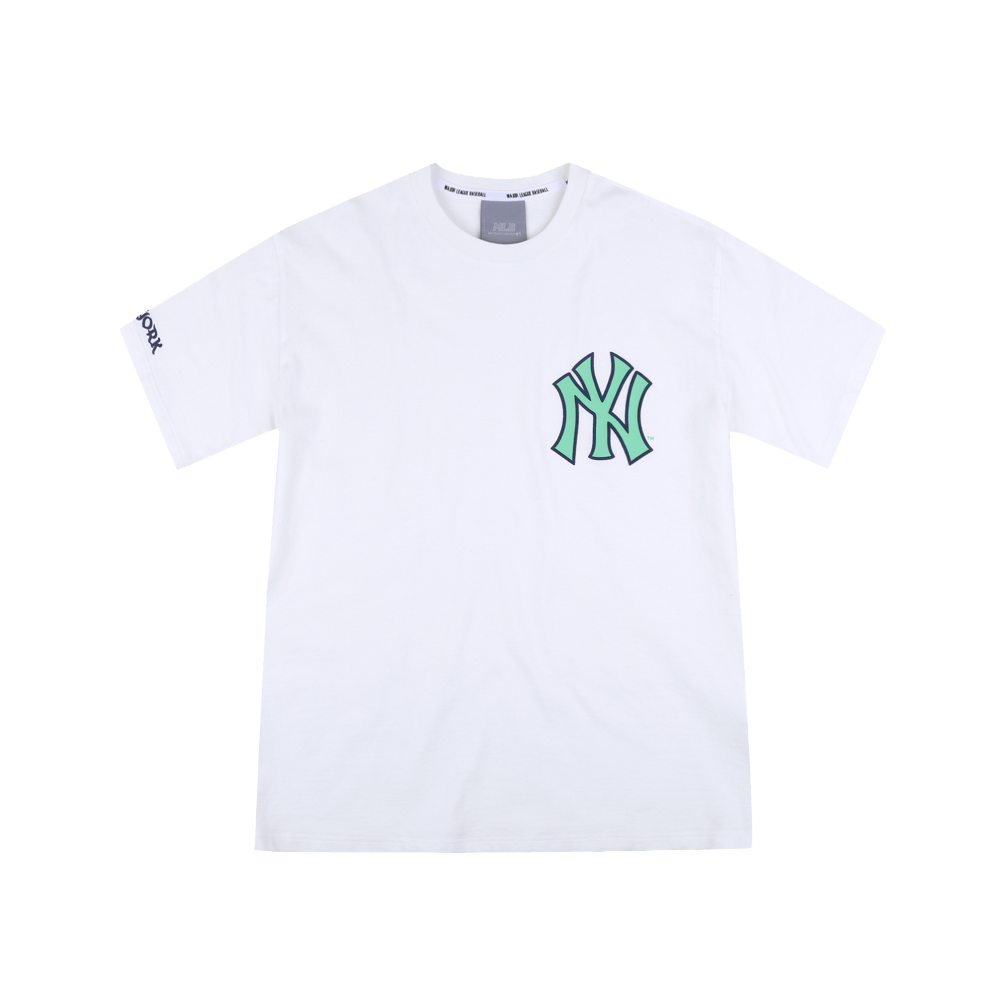 NEW YORK YANKEES VINTAGE BIG LOGO SHORT SLEEVE T-SHIRT