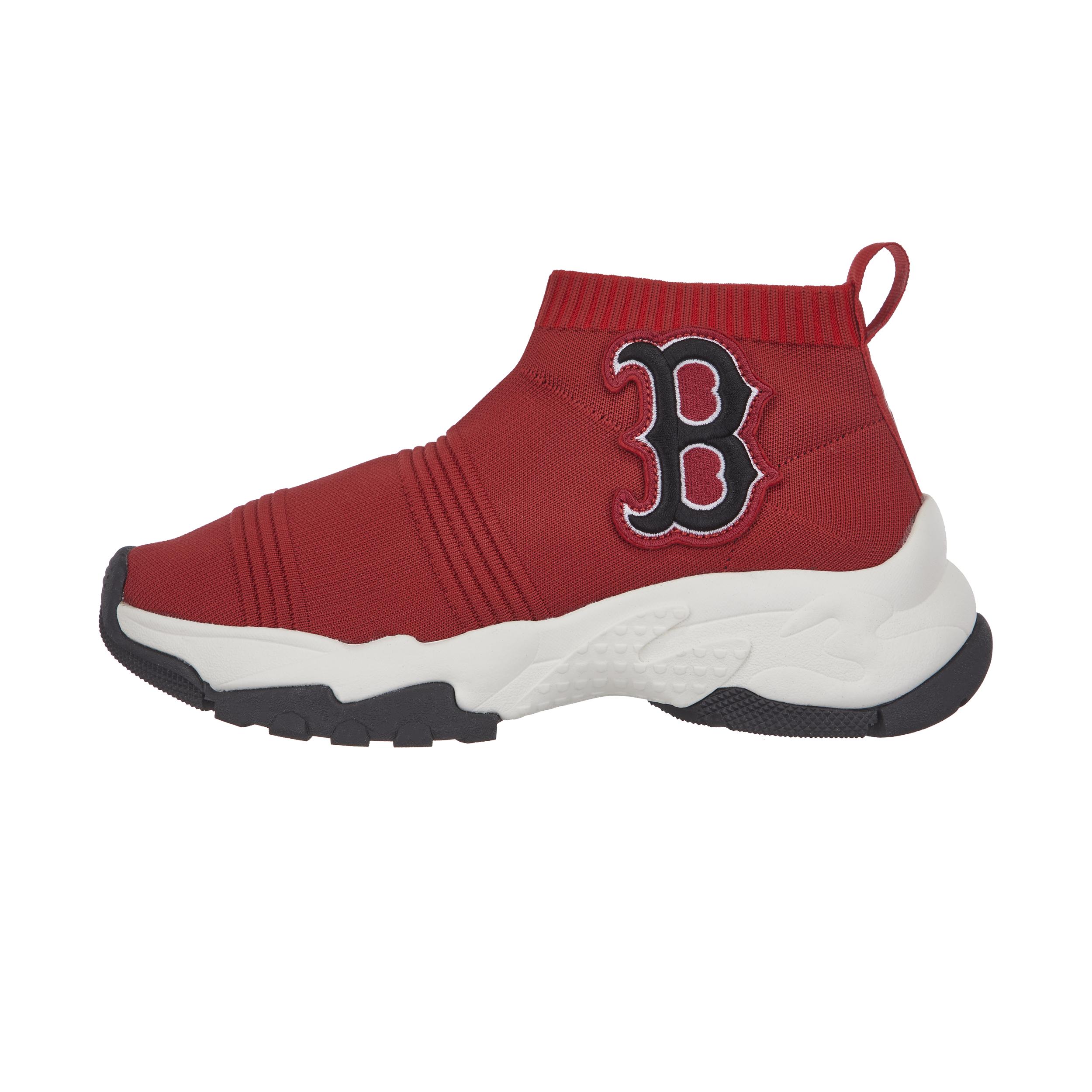 BOSTON RED SOX SNEAKERS - BIG BALL SOCKS