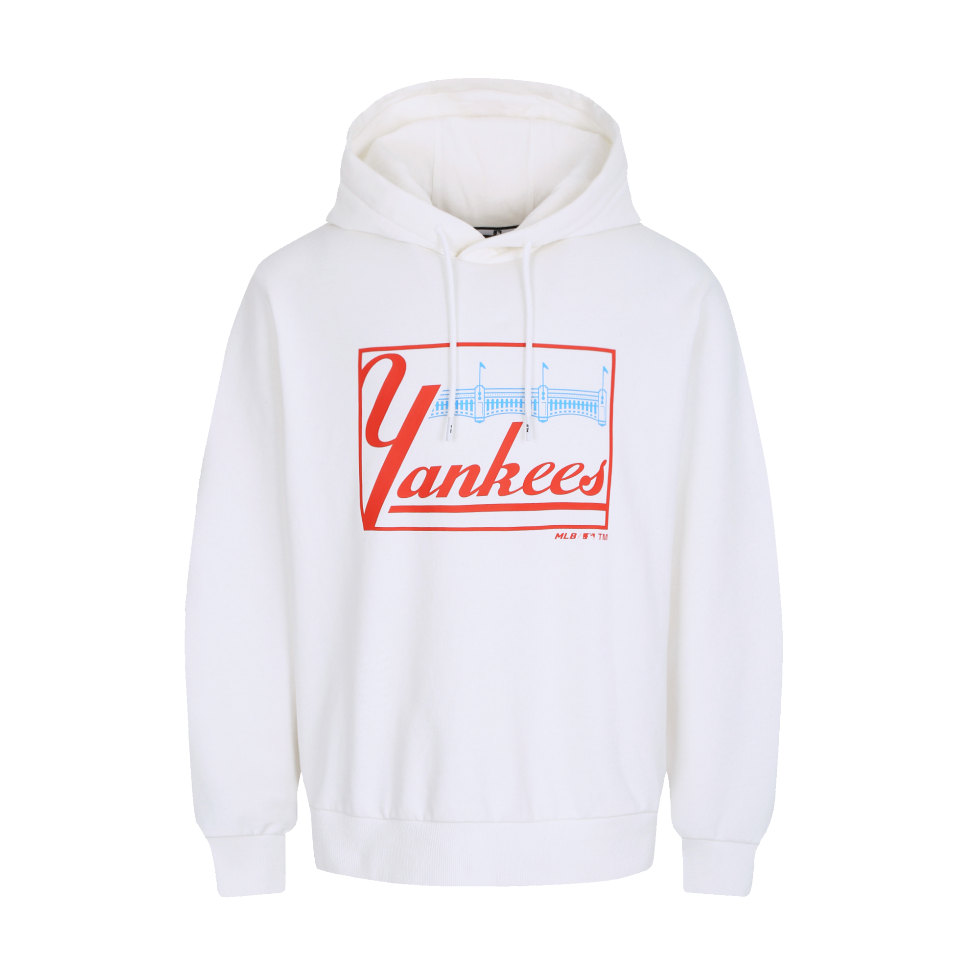 NEW YORK YANKEES VINTAGE GRAPHIC HOODIE