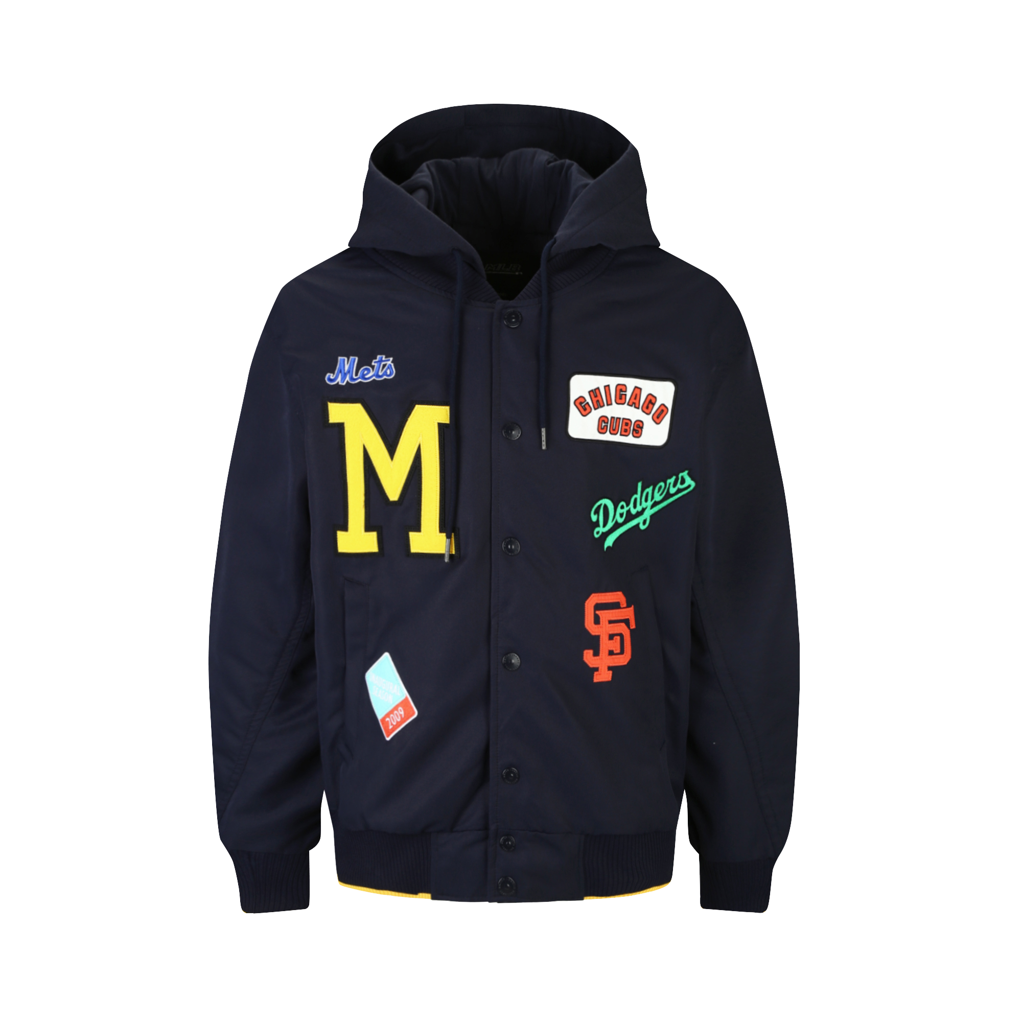 MLB COOPERS INFINITE GAME VARSITY JACKET