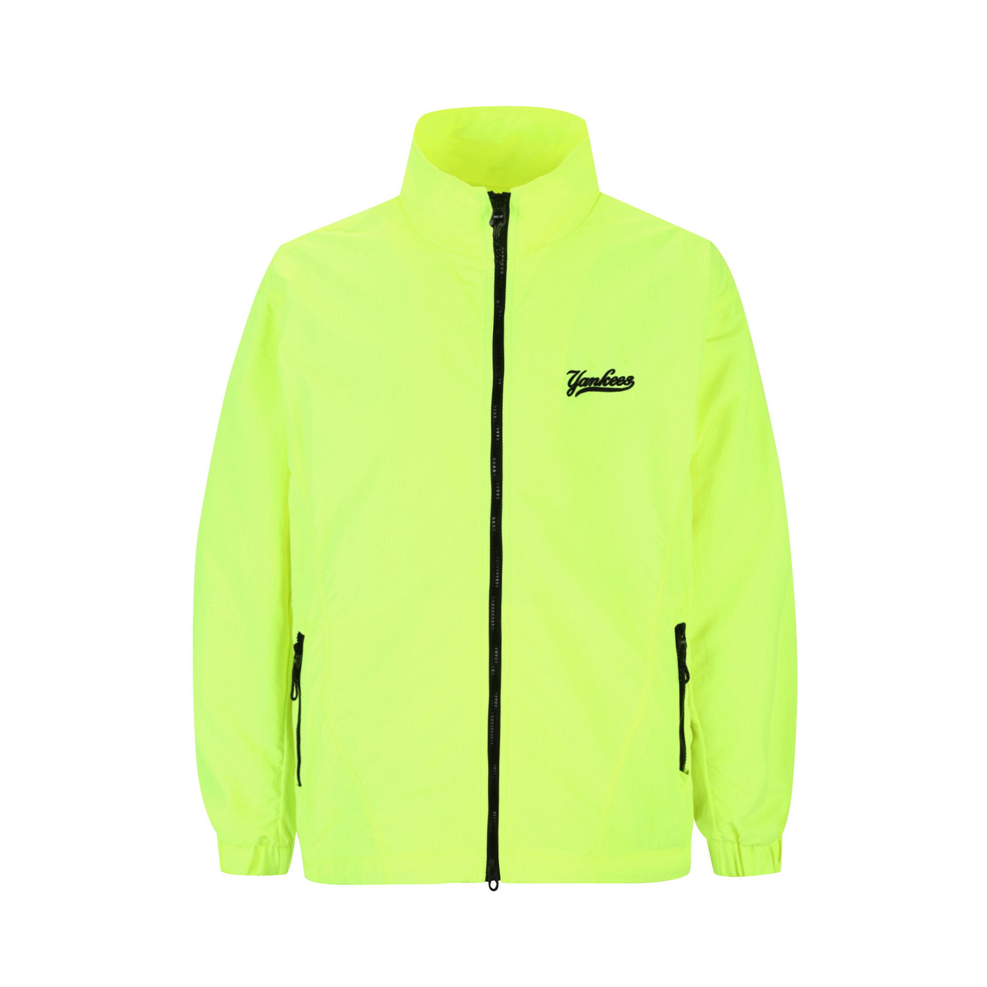 NEW YORK YANKEES NEON POINT WINDBREAKER