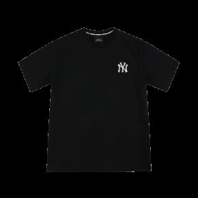 4d2266dc 02 NEW YORK YANKEES POPPING BIG LOGO SHORT SLEEVED T-SHIRT