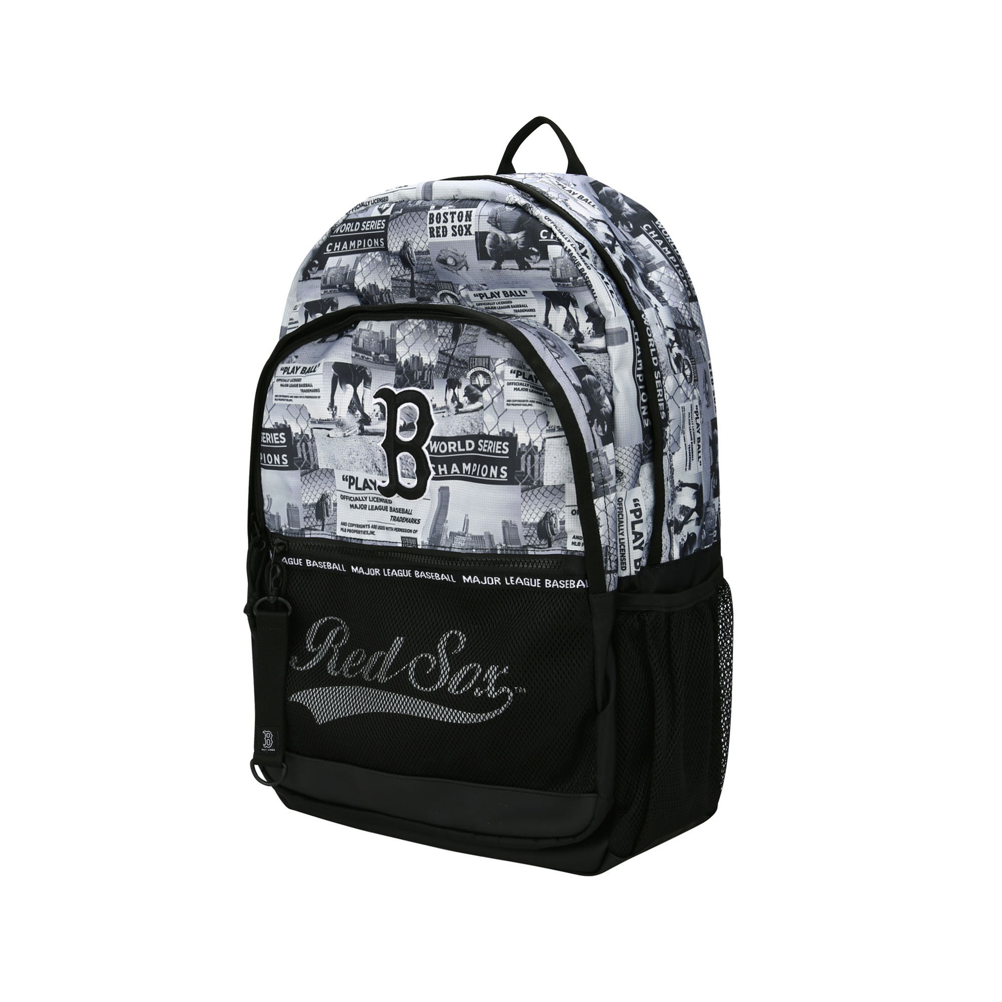 BOSTON RED SOX NEWS BACKPACK