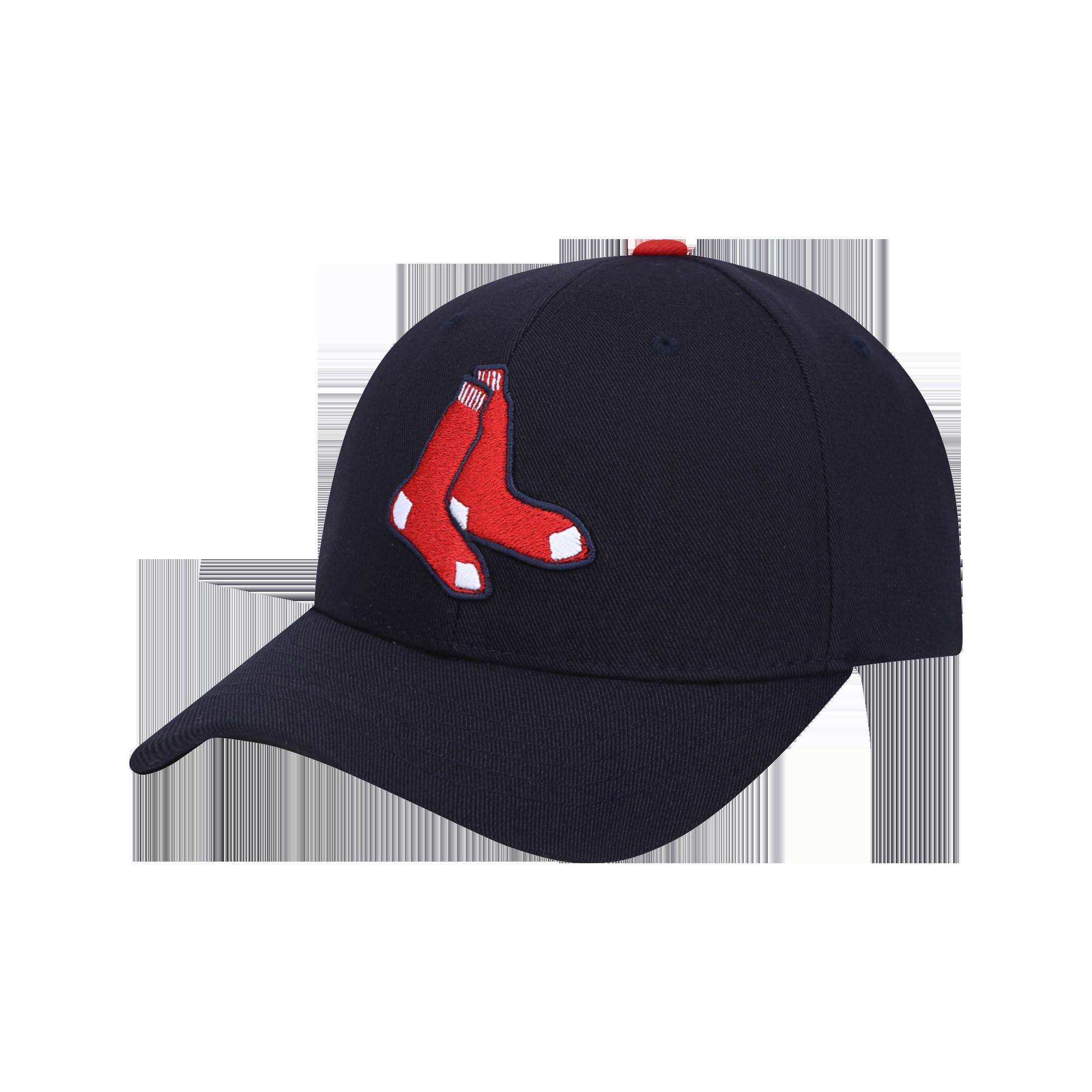 BOSTON RED SOX CAPTAIN MASCOT ADJUSTABLE CAP