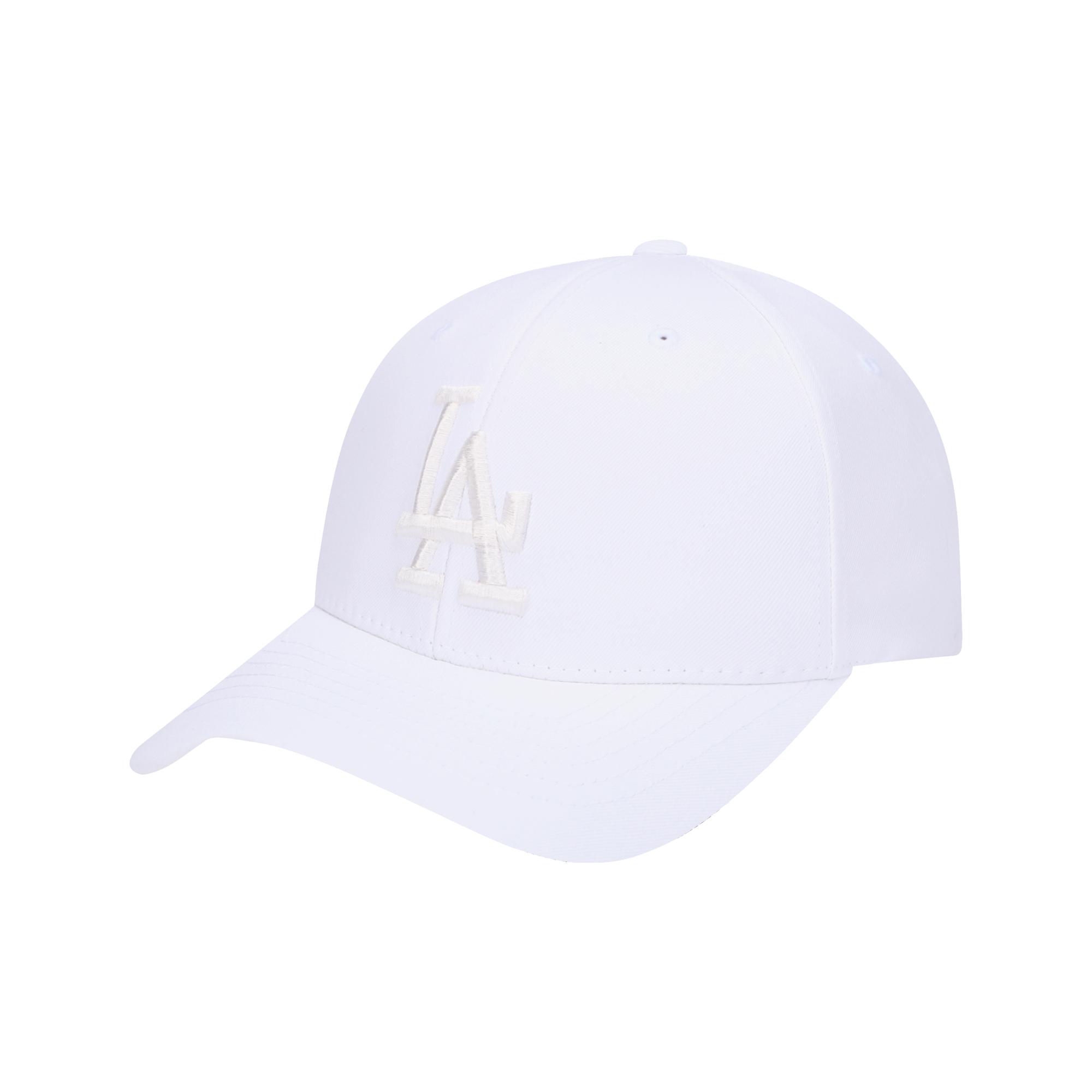 LA DODGERS SHADOW CURVED CAP