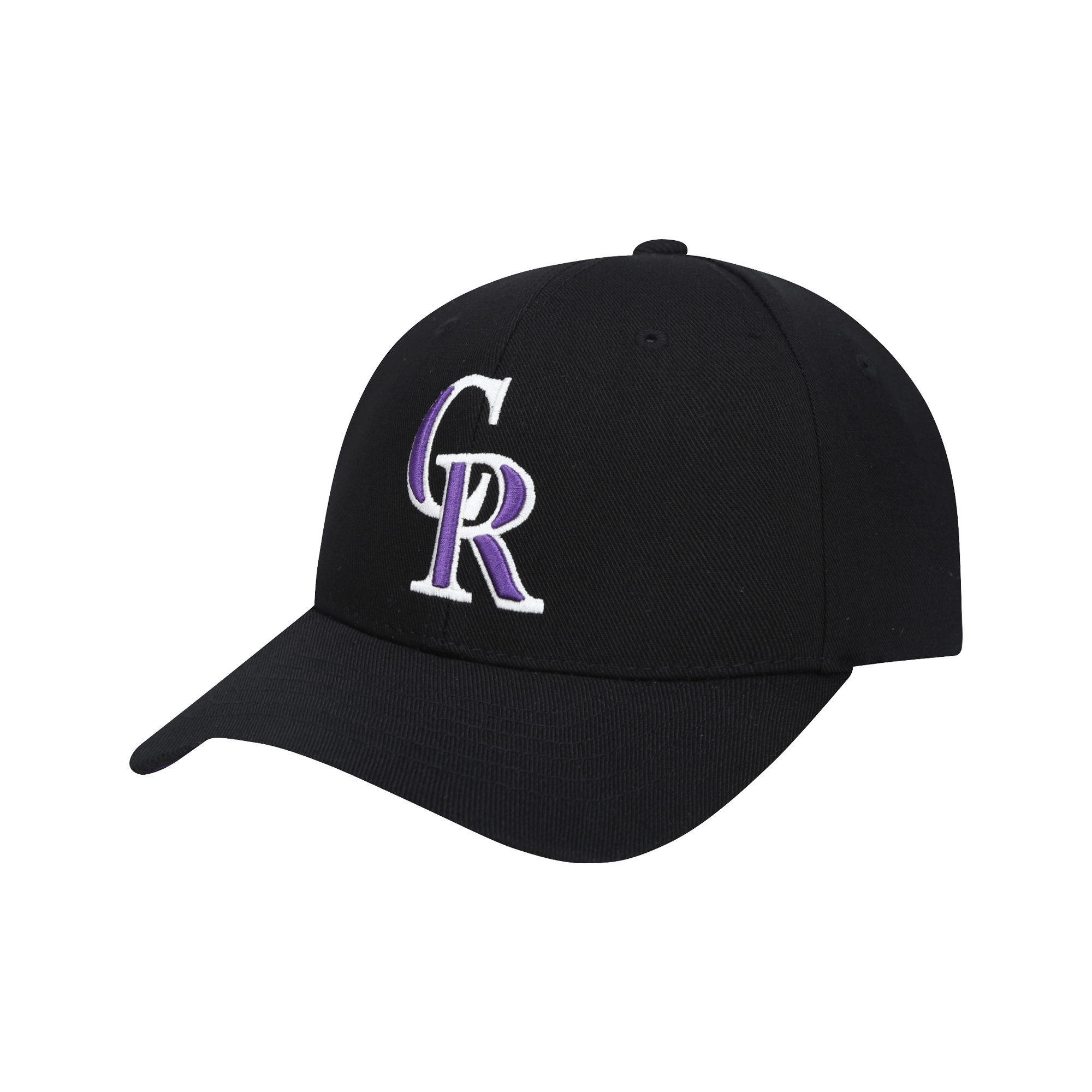 COLORADO ROCKIES BATTER CURVED CAP