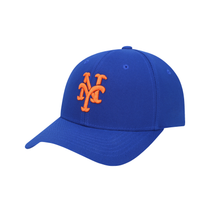 NEW YORK METS BATTER CURVED CAP