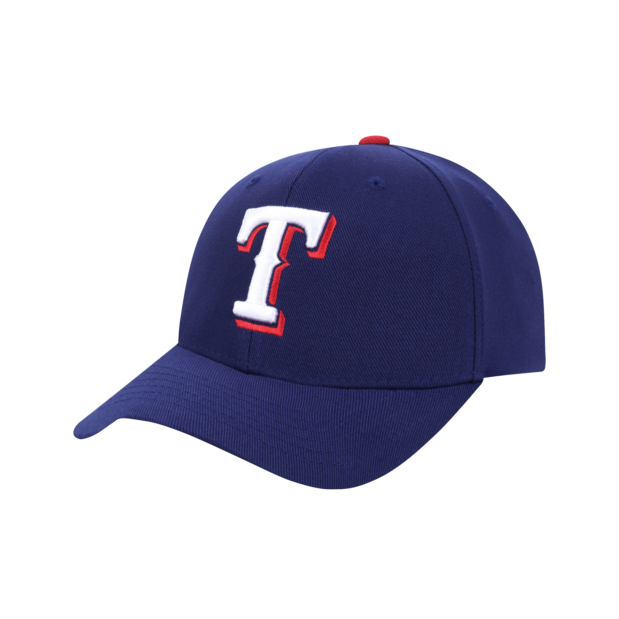 TEXAS RANGERS BATTER CURVED CAP