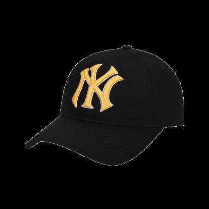 NEW YORK YANKEES MEGA LOGO BALL CAP