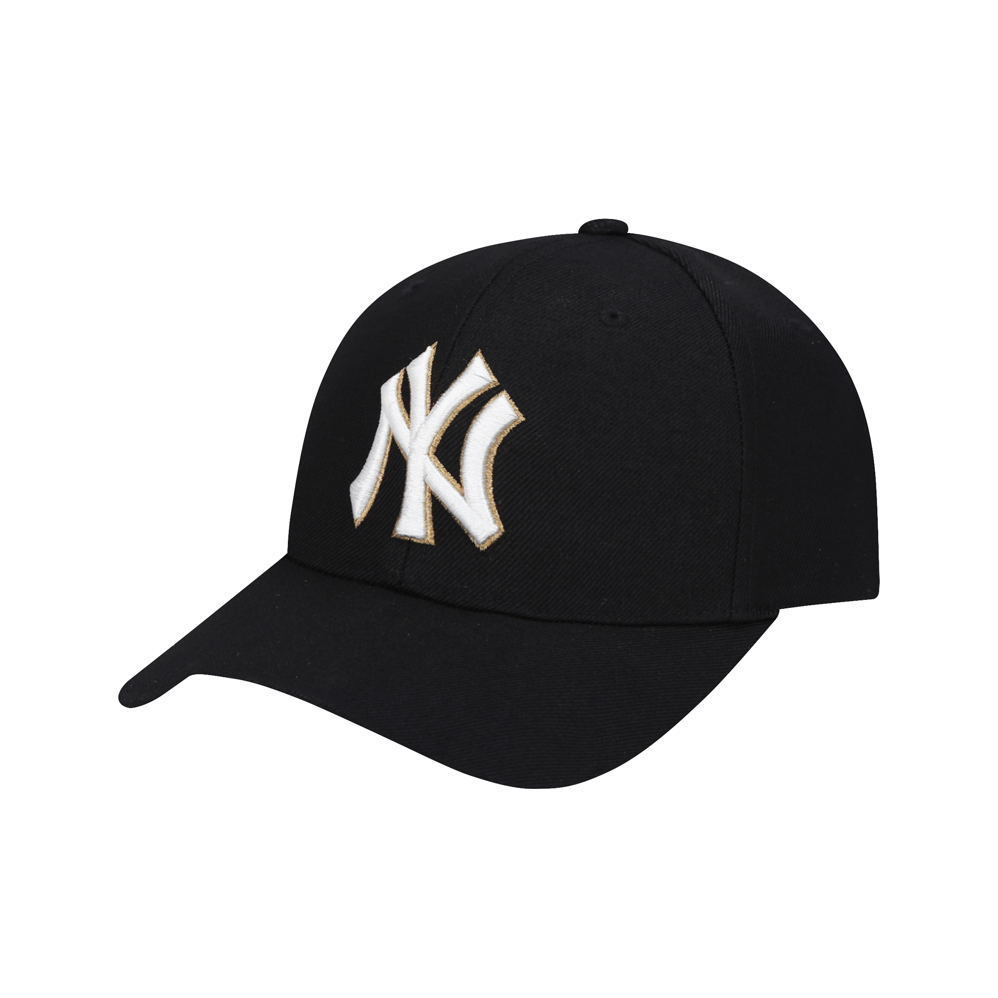 NEW YORK YANKEES TRIBAL UNDER VISOR EMBROIDERY CURVED CAP