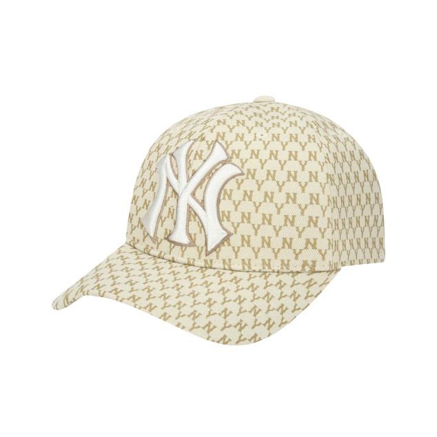 NEW YORK YANKEES MLB MONOGRAM ADJUSTABLE CAP