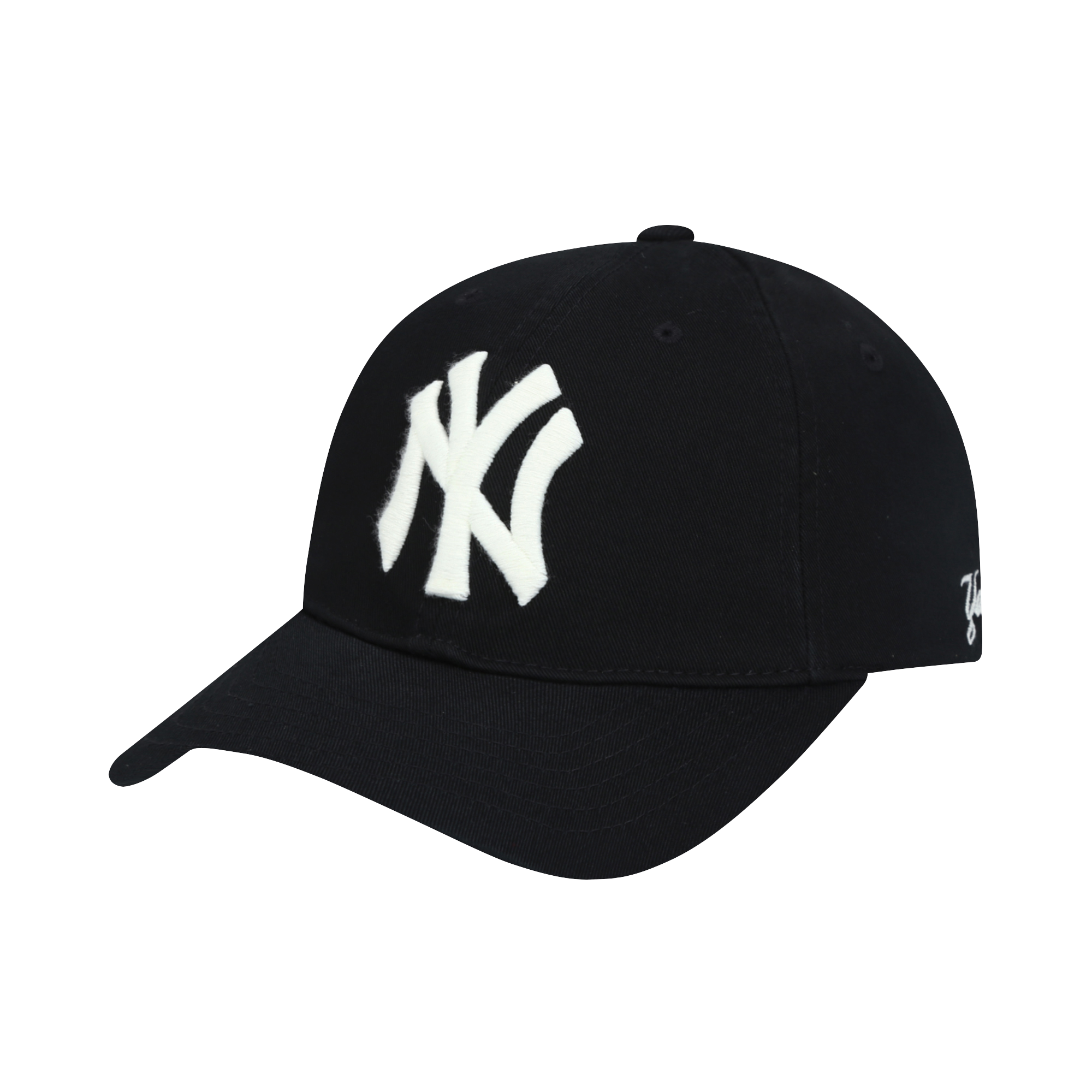 NEW YORK YANKEES SIDE CURSIVE BALL CAP