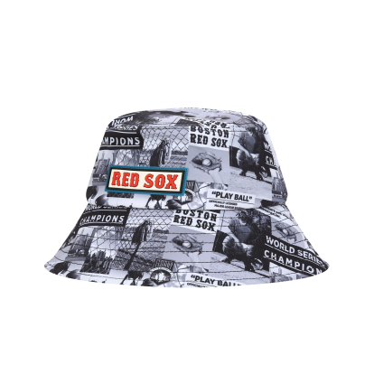 BOSTON RED SOX POST BUCKET HAT