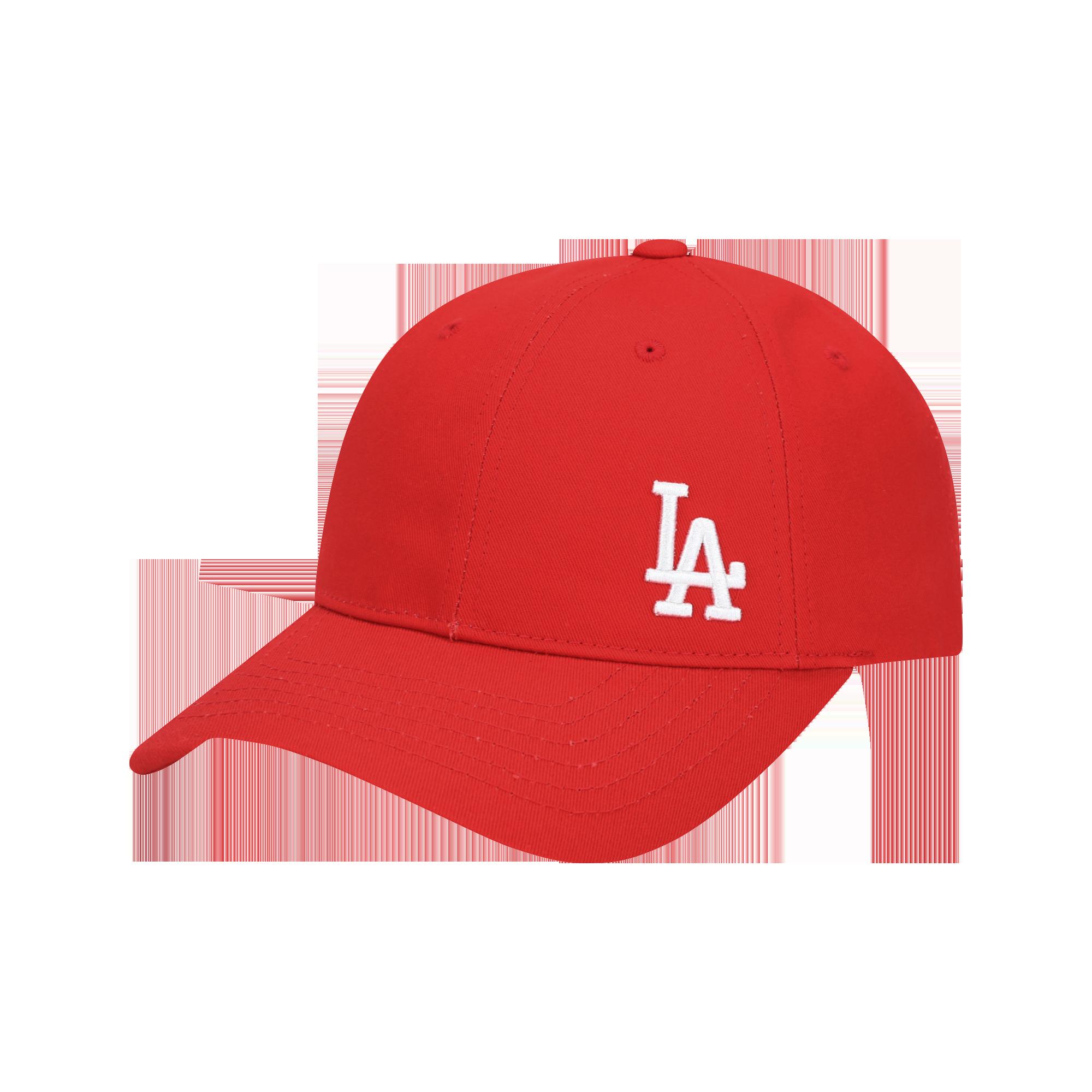 LA DODGERS SCRIPT TAIL BALL CAP