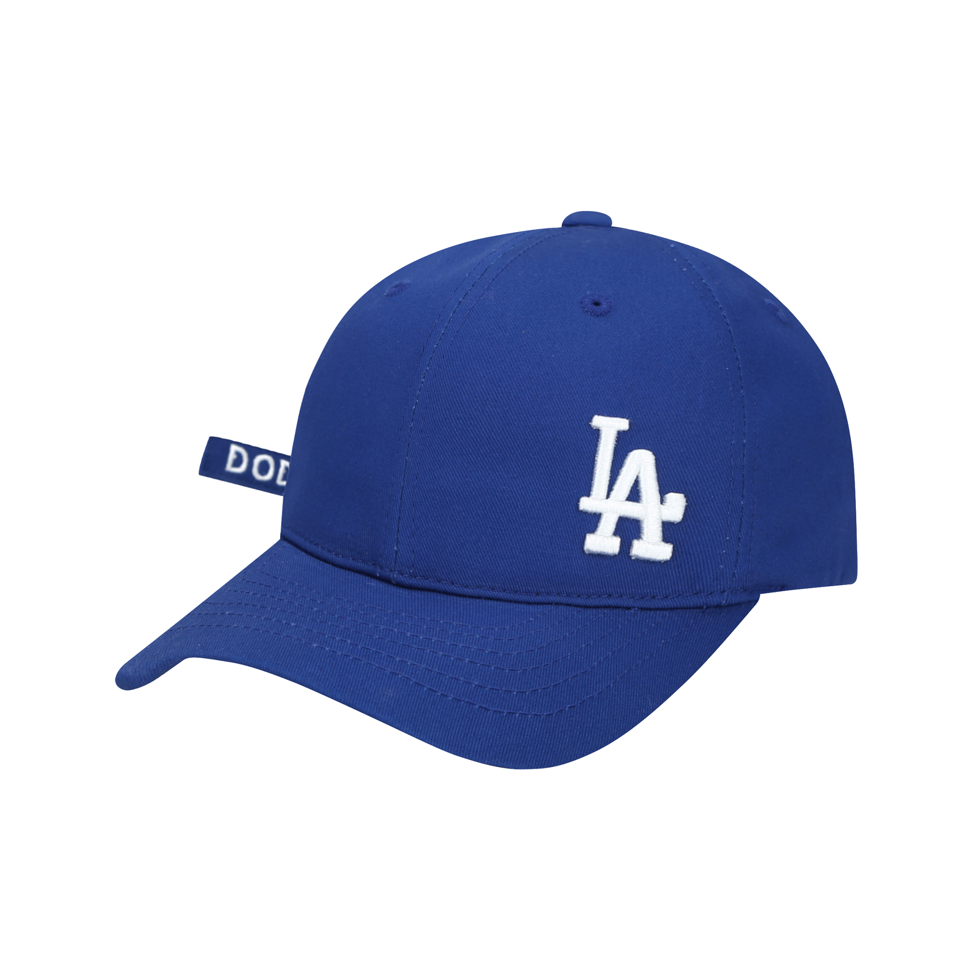 LA DODGERS SCRIPT TAIL BALL CAP