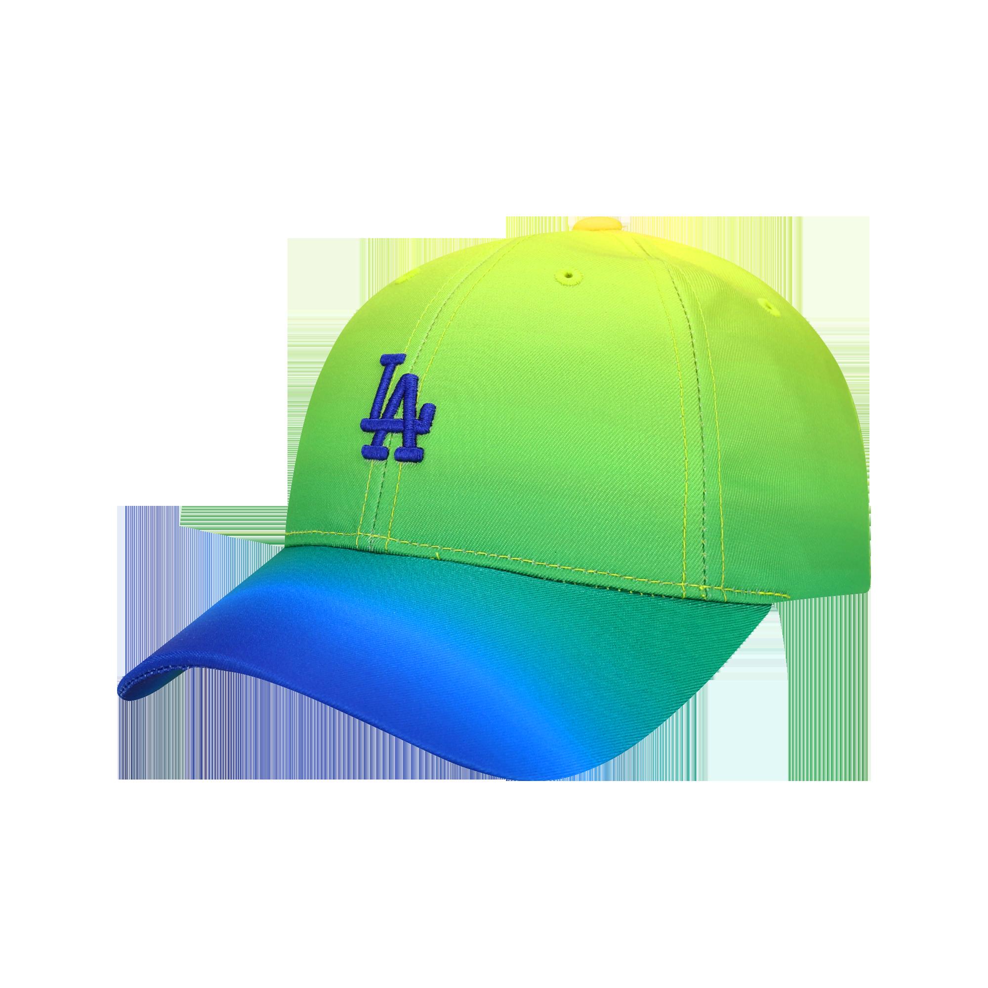 LA DODGERS GRADATION BALL CAP