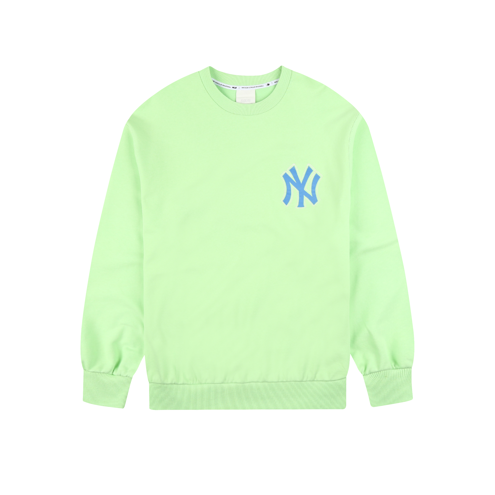 NEW YORK YANKEES BIG LOGO SIGNATURE SWEATSHIRT