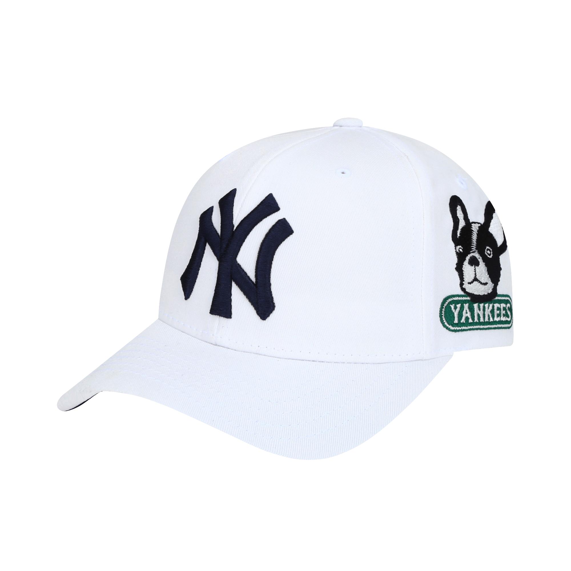 NEW YORK YANKEES BARK ADJUSTABLE CAP