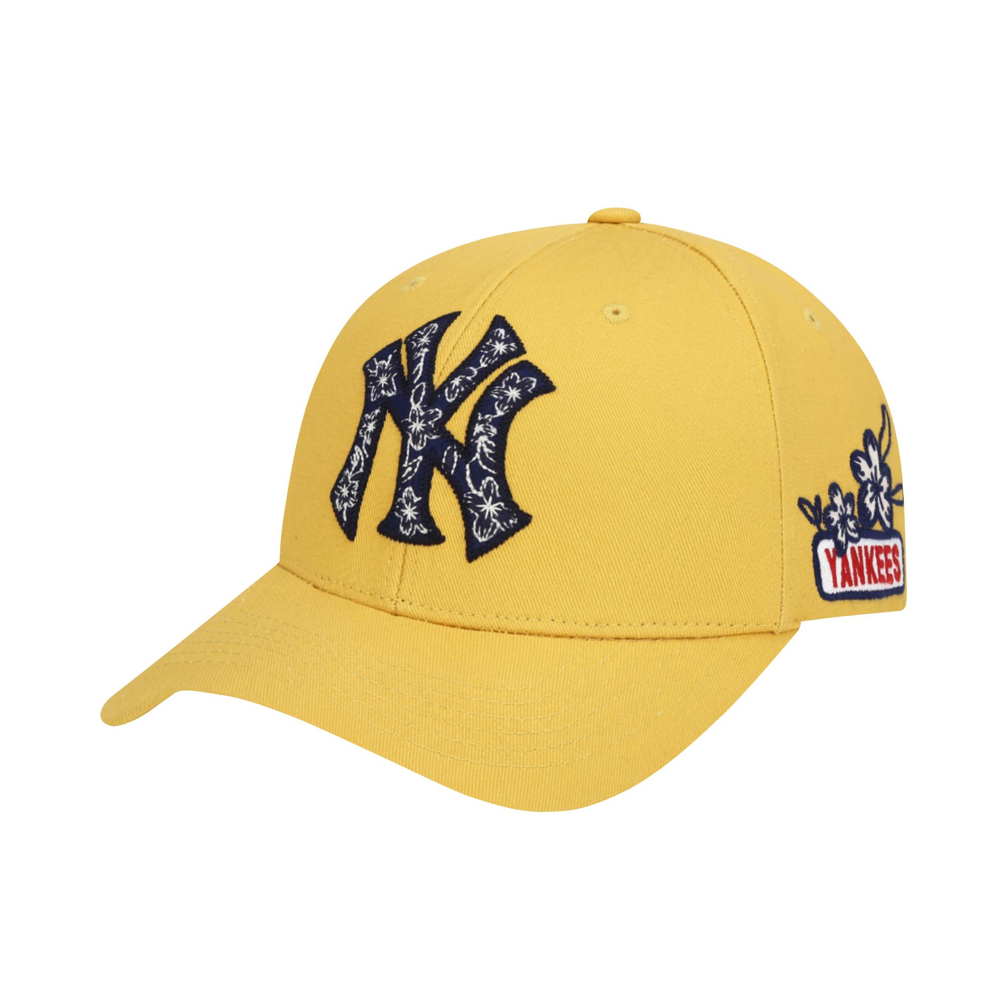 NEW YORK YANKEES JOUY LOGO ADJUSTABLE CAP