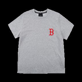 BOSTON RED SOX BASIC LOGO SHORT SLEEVE T-SHIRT