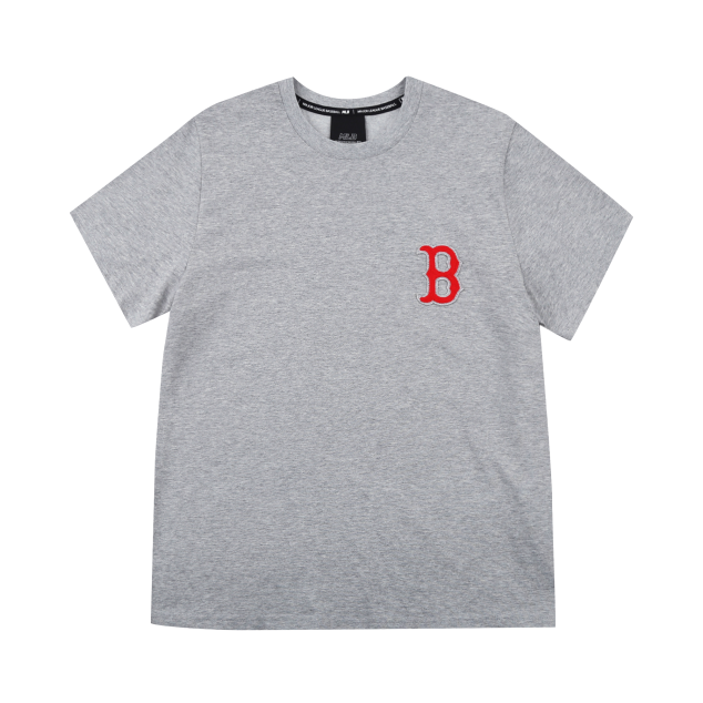 BOSTON RED SOX BASIC LOGO SHORT SLEEVE T-SHIRT