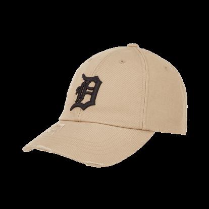 DETROIT TIGERS DAMAGED BALL CAP