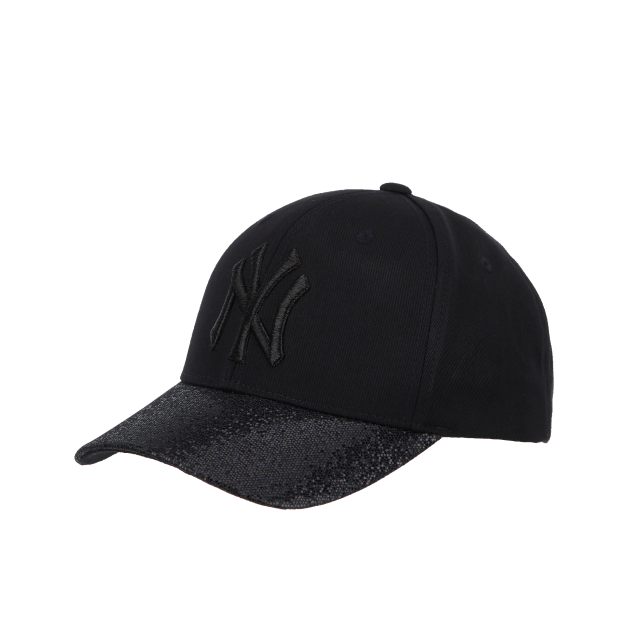 NEW YORK YANKEES GLITTER ADJUSTABLE CAP