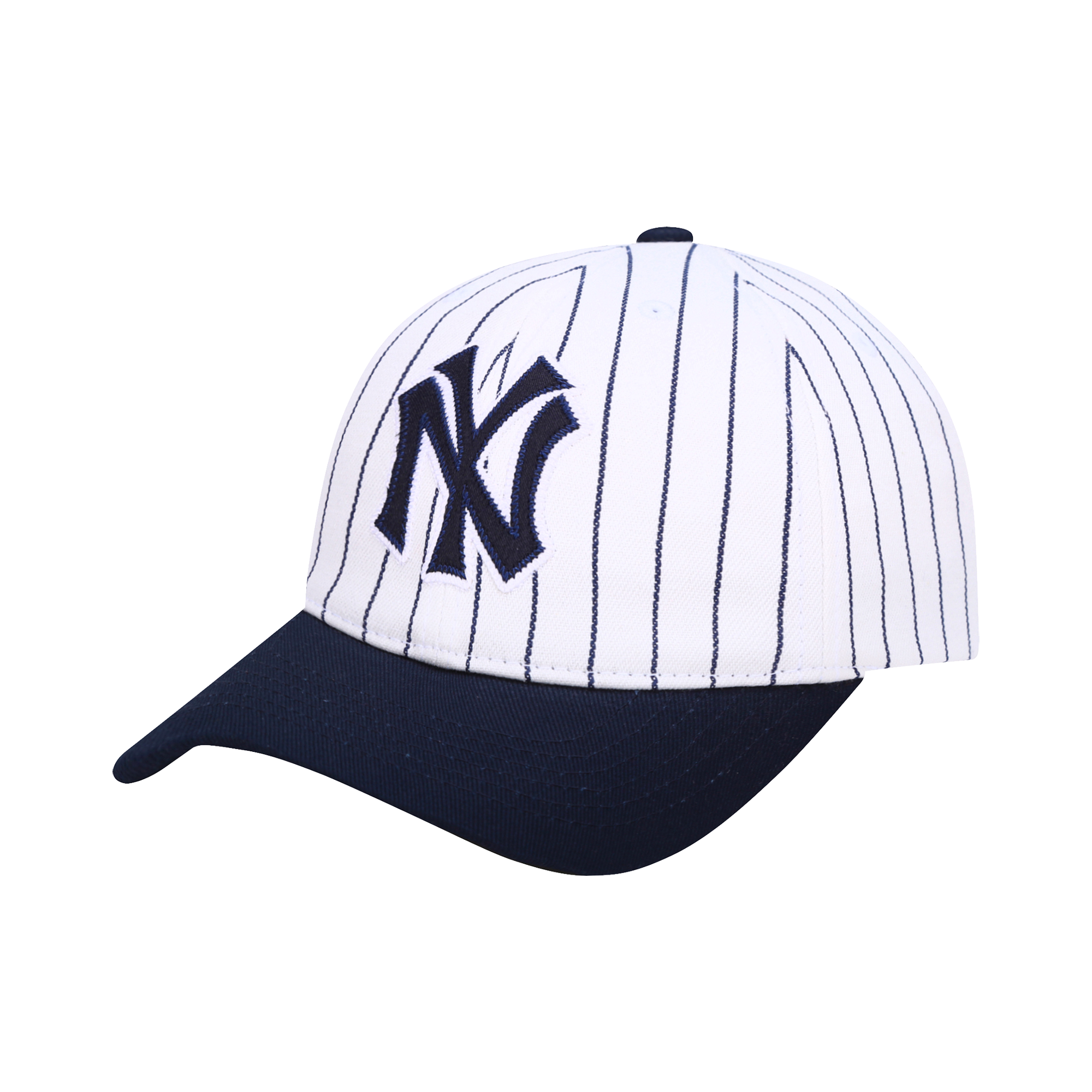 NEW YORK YANKEES COOPERS STRIPE JERSEY BALL CAP