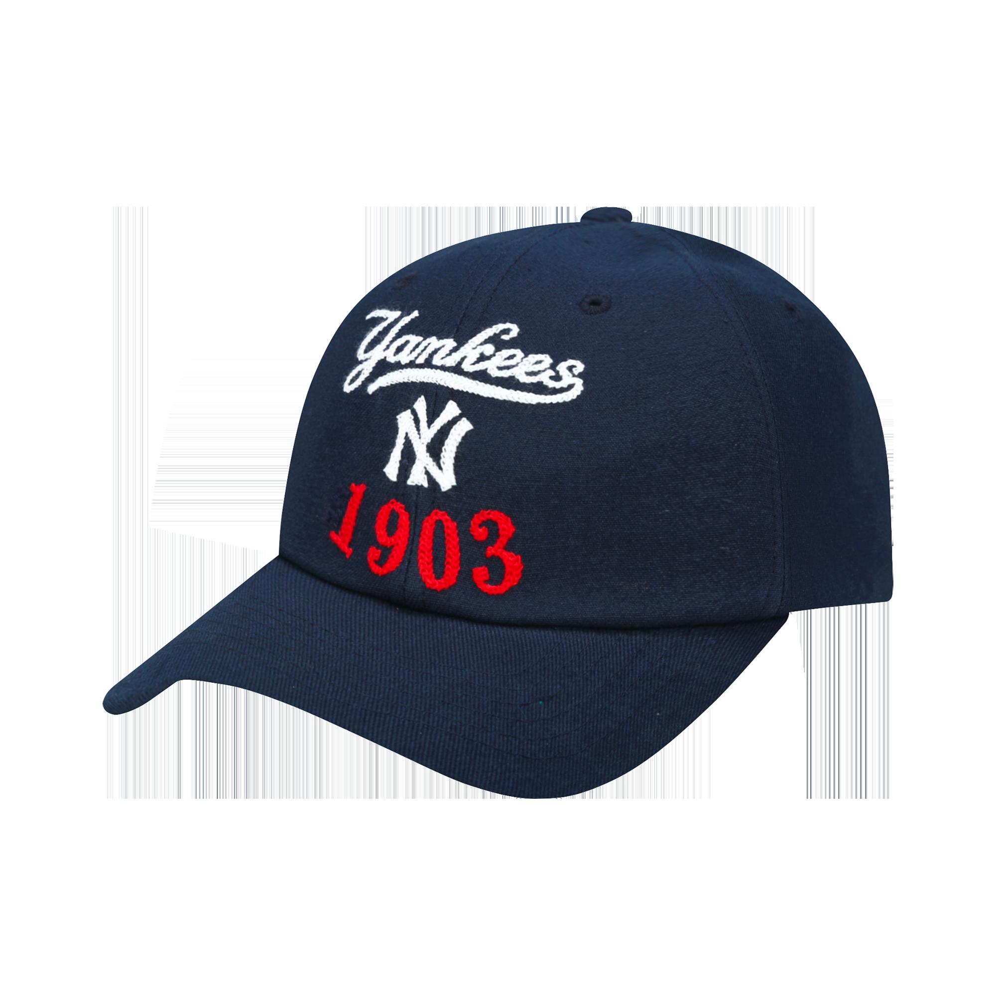 NEW YORK YANKEES COOPERS CURSIVE BALL CAP