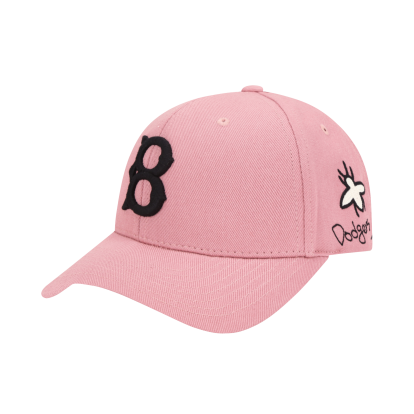 LA DODGERS ROSE BEE ADJUSTABLE CAP