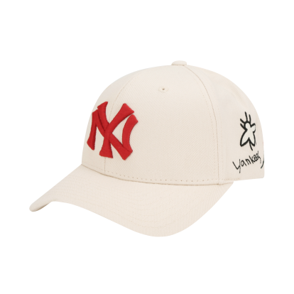 NEW YORK YANKEES ROSE BEE ADJUSTABLE CAP