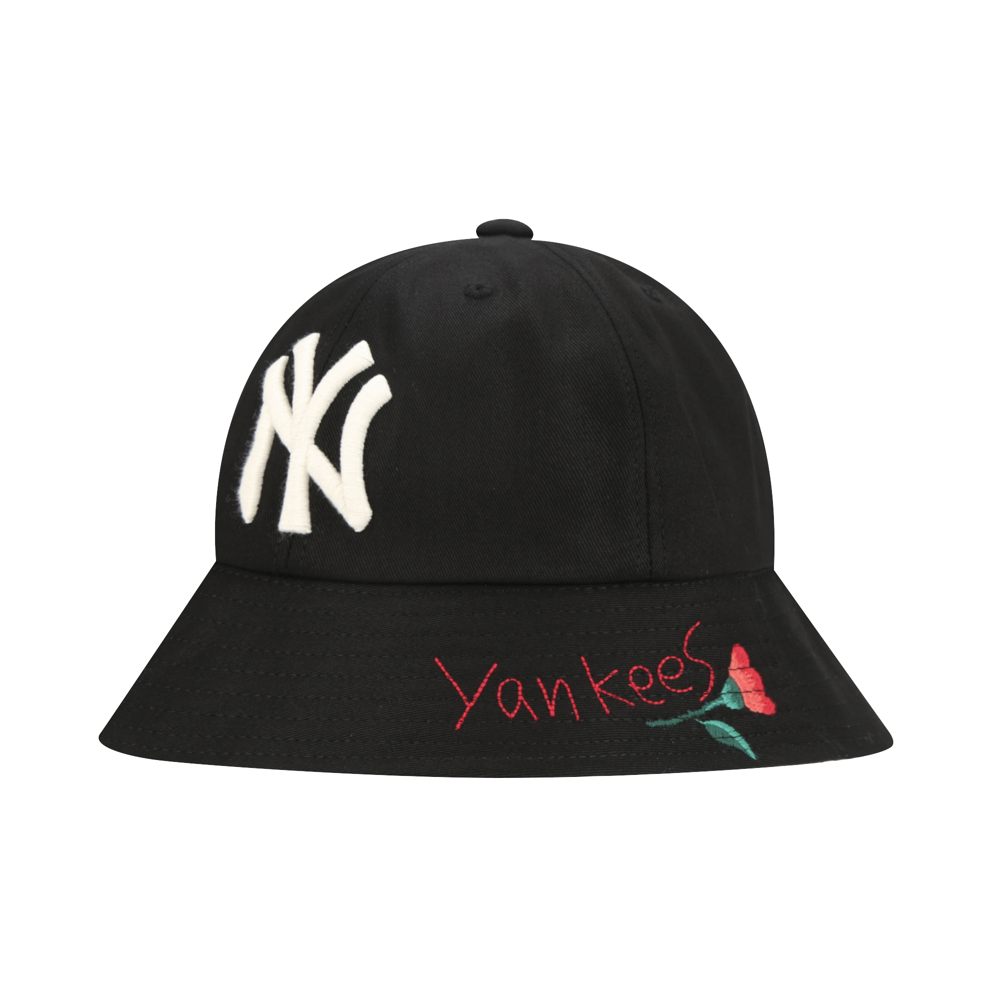 NEW YORK YANKEES ROSE BEE DOME HAT