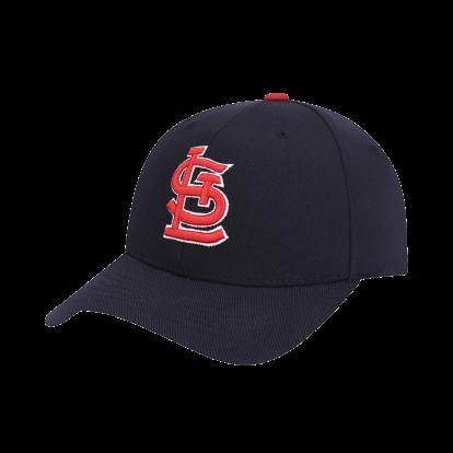 ST. LOUIS CARDINALS BATTER CURVED CAP