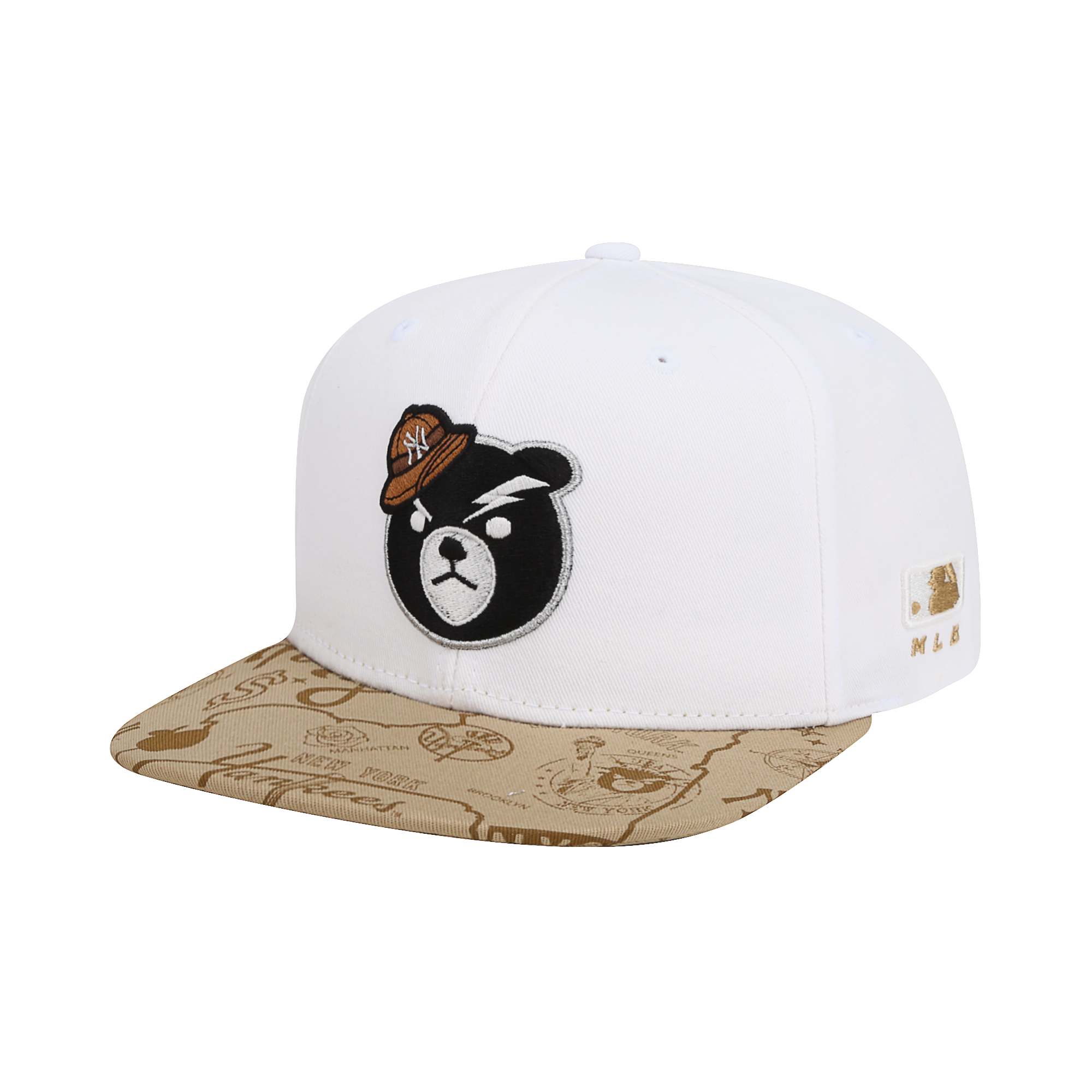 NEW YORK YANKEES JELLY BEAR EXPLORER SNAPBACK
