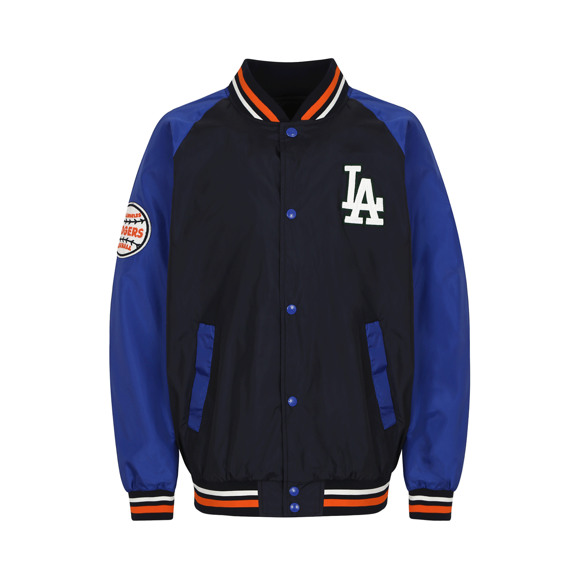 LA DODGERS BASEBALL WINDBREAKER