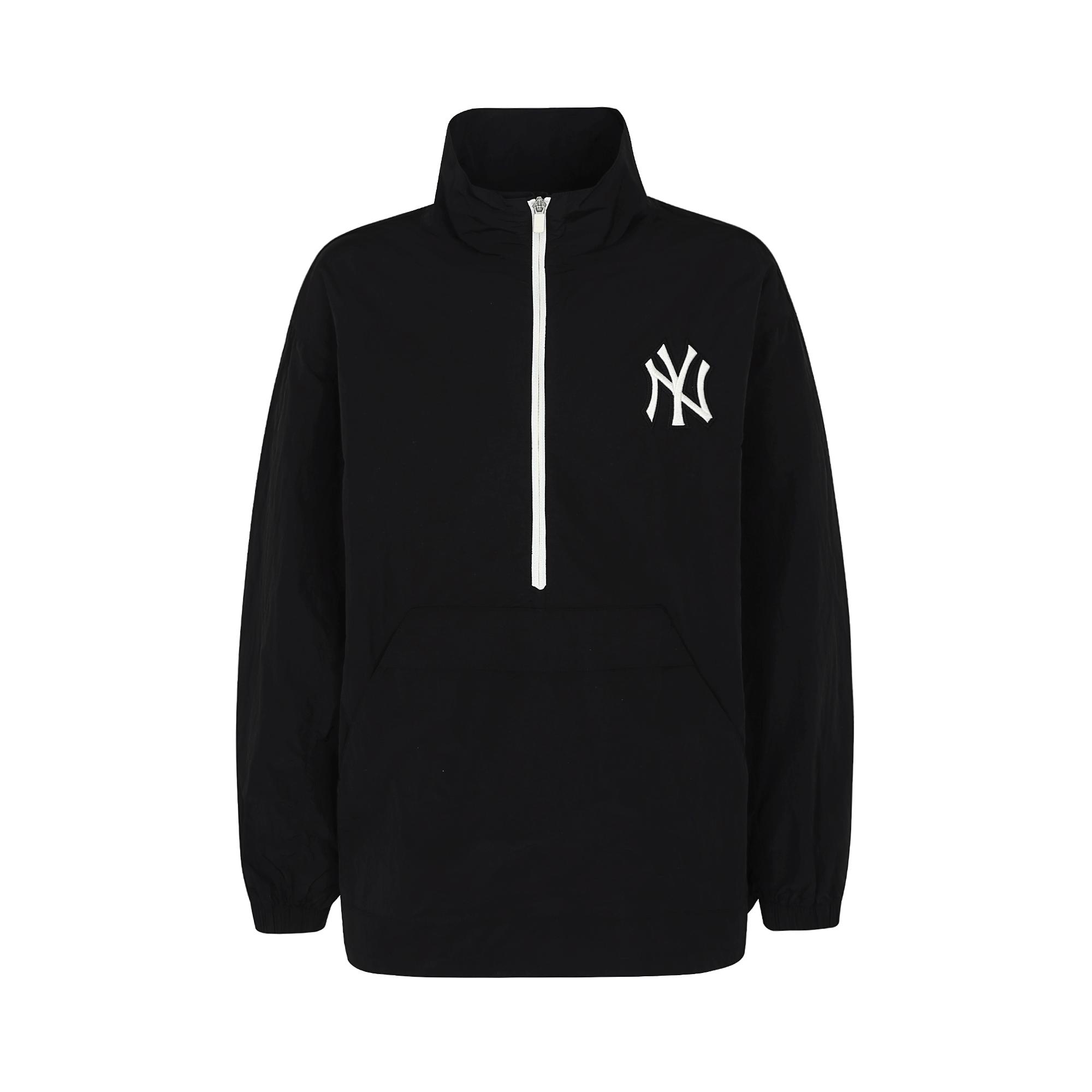 NEW YORK YANKEES MLB CREW ANORAK