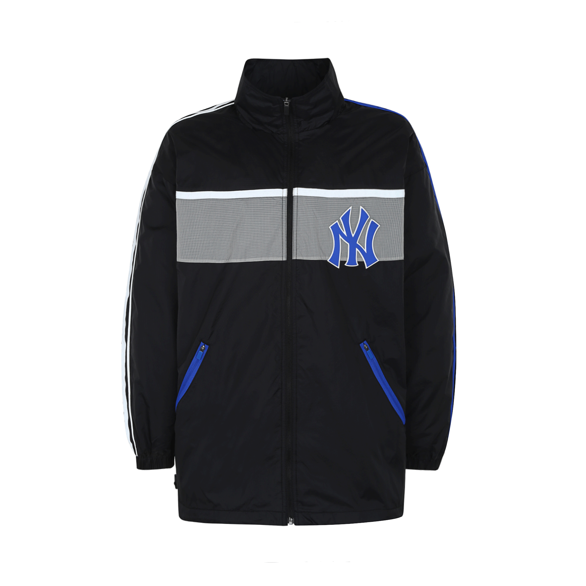 NEW YORK YANKEES COLOR BLOCKING WINDBREAKER
