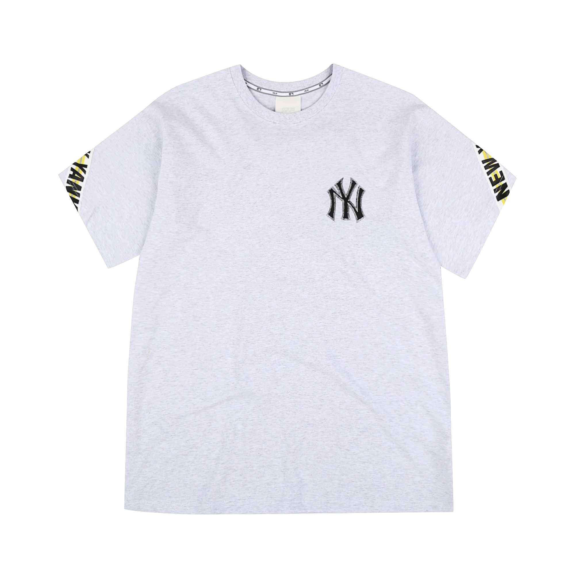 NEW YORK YANKEES ROUNDING TAPE SHORT SLEEVE T-SHIRT