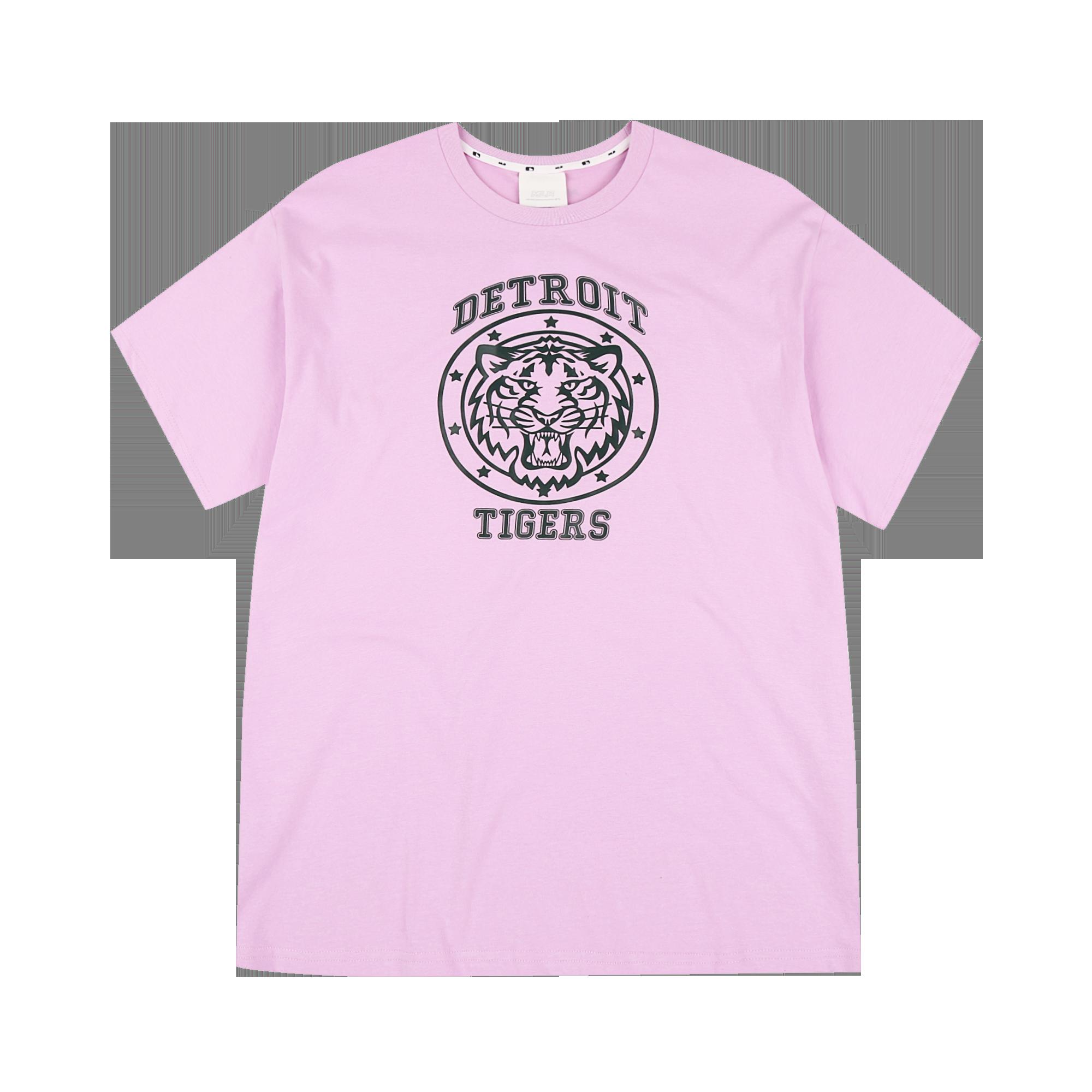 DETROIT TIGERS CIRCLE SHORT SLEEVE T-SHIRT
