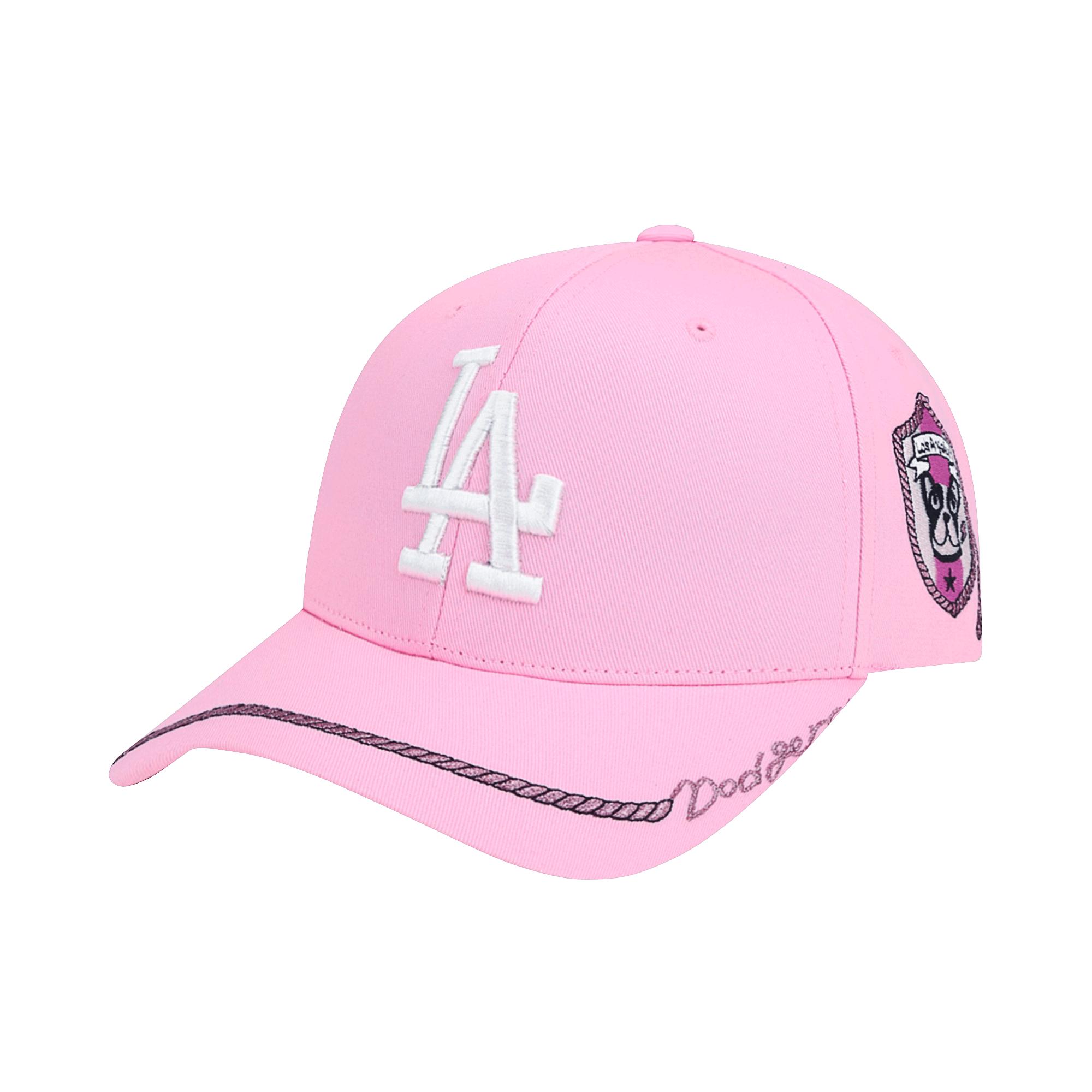 LA DODGERS BARK SHIELD ADJUSTABLE CAP