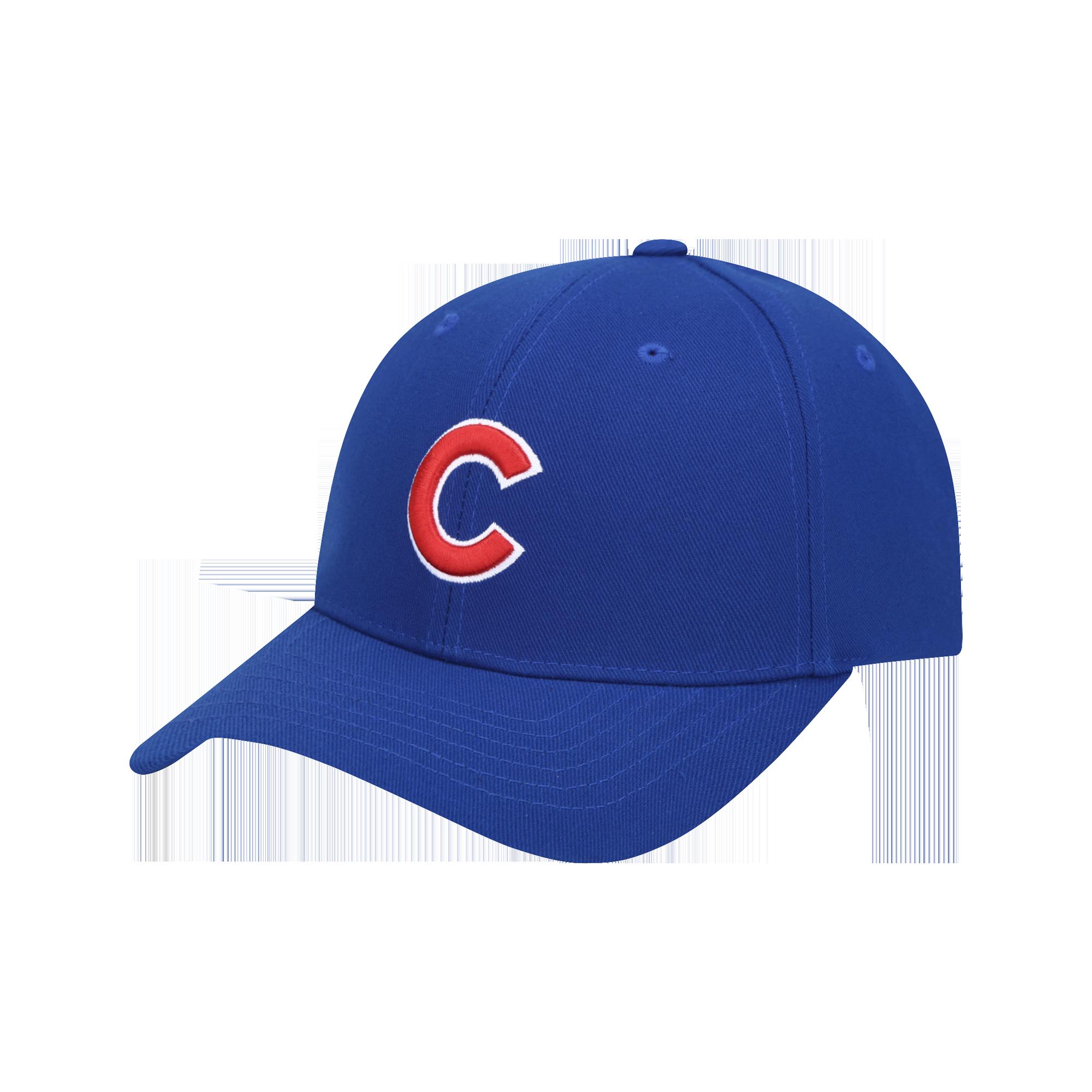 CHICAGO CUBS CAPTAIN ADJUSTABLE CAP