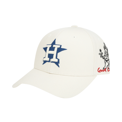 HOUSTON ASTROS GOOD LUCK CHARACTER ADJUSTABLE CAP