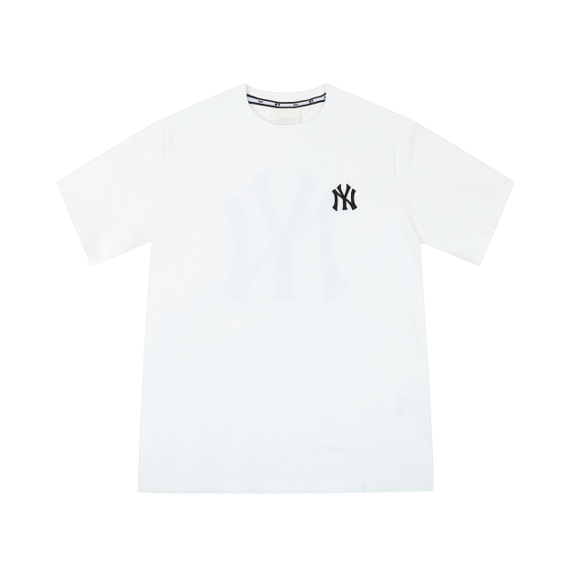 NEW YORK YANKEES POPPING BIG LOGO SHORT SLEEVE T-SHIRT