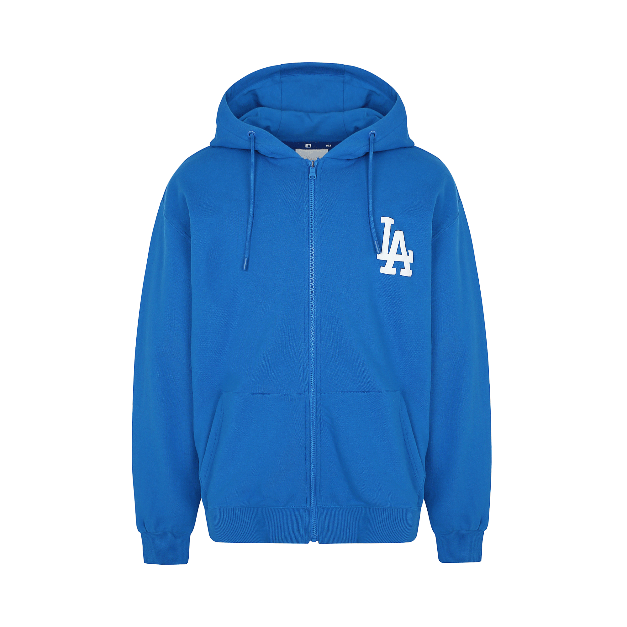 LA DODGERS MLB CREW TRAINING ZIP-UP
