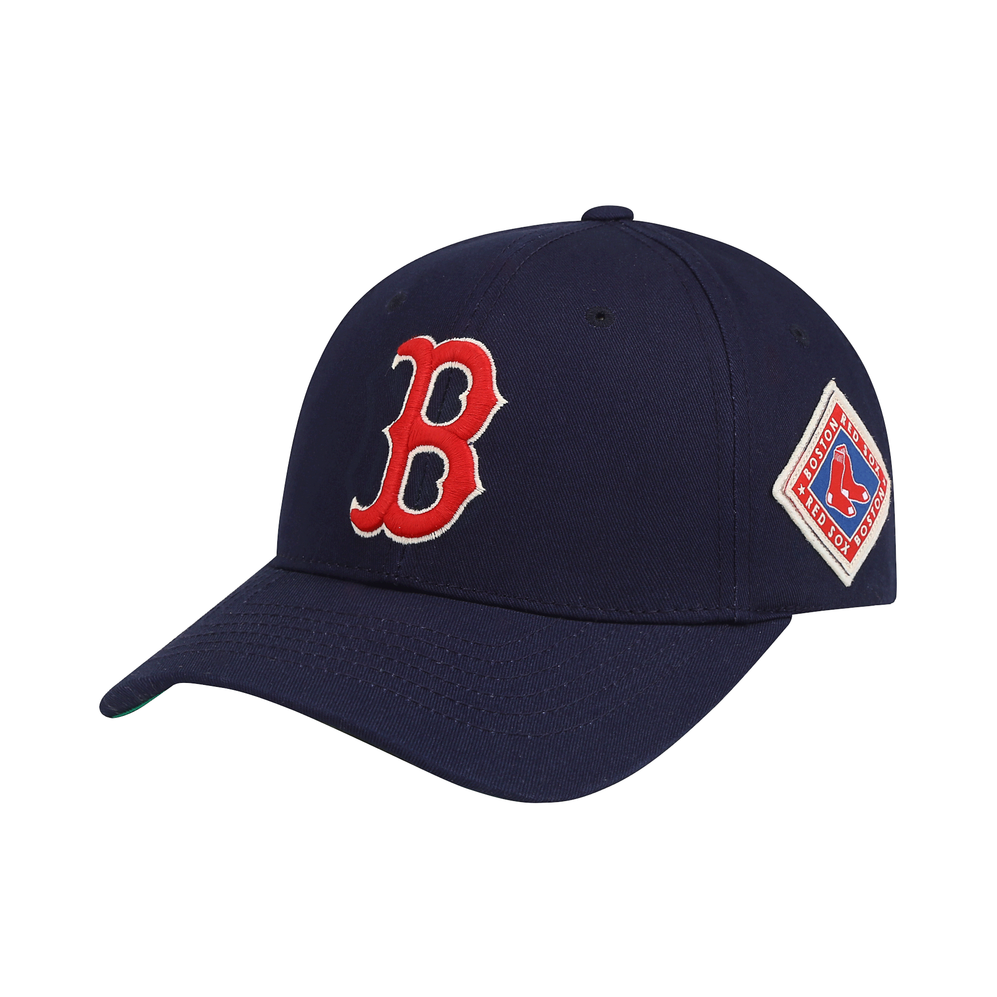 BOSTON RED SOX CHUCK STAMP ADJUSTABLE CAP