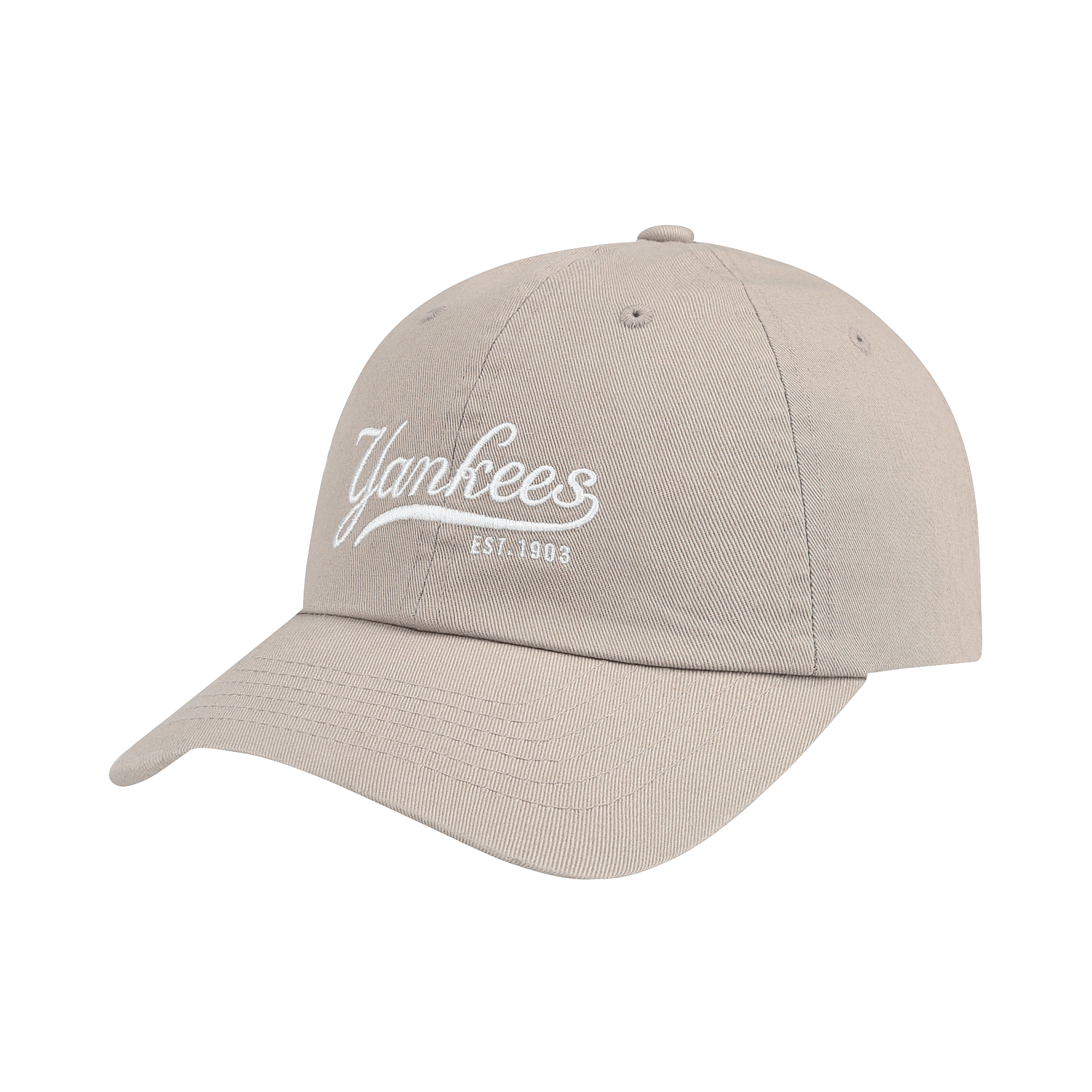 NEW YORK YANKEES CURSIVE BALL CAP