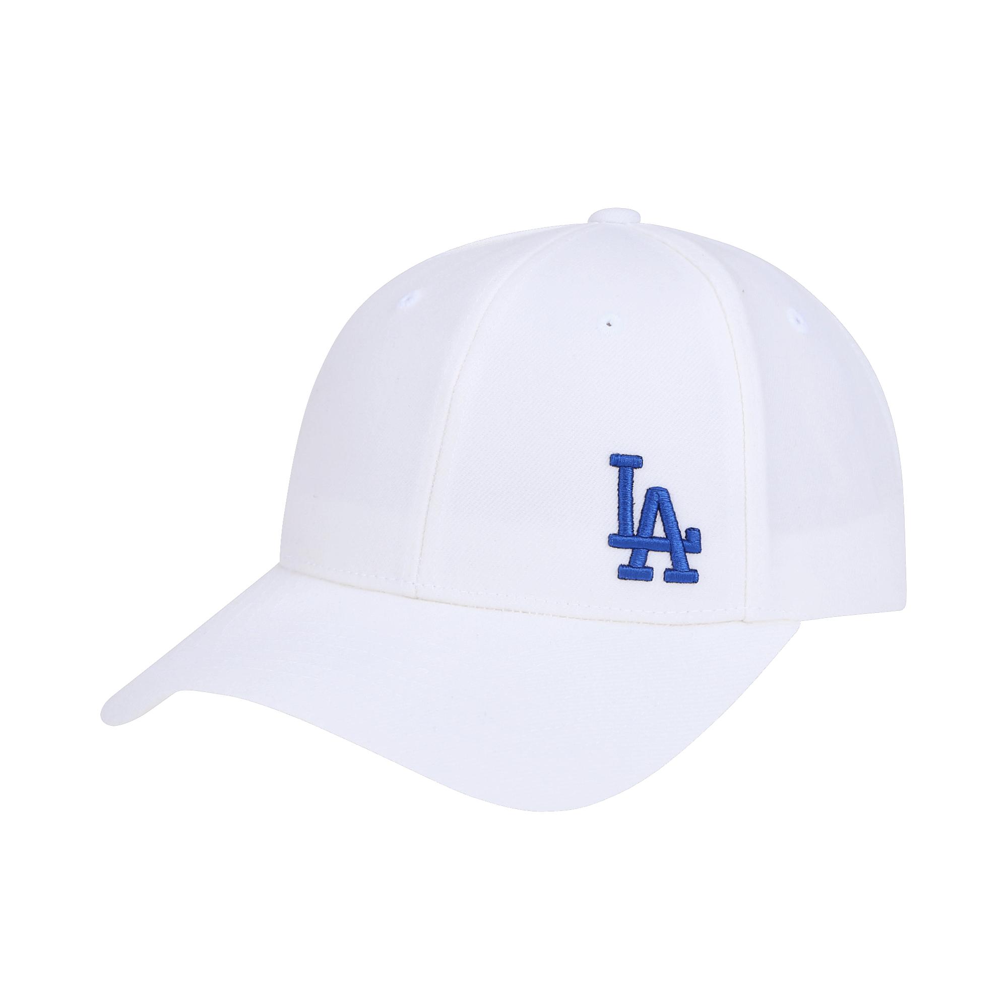 LA DODGERS AUTHENTIC SMALL LOGO ADJUSTABLE CAP