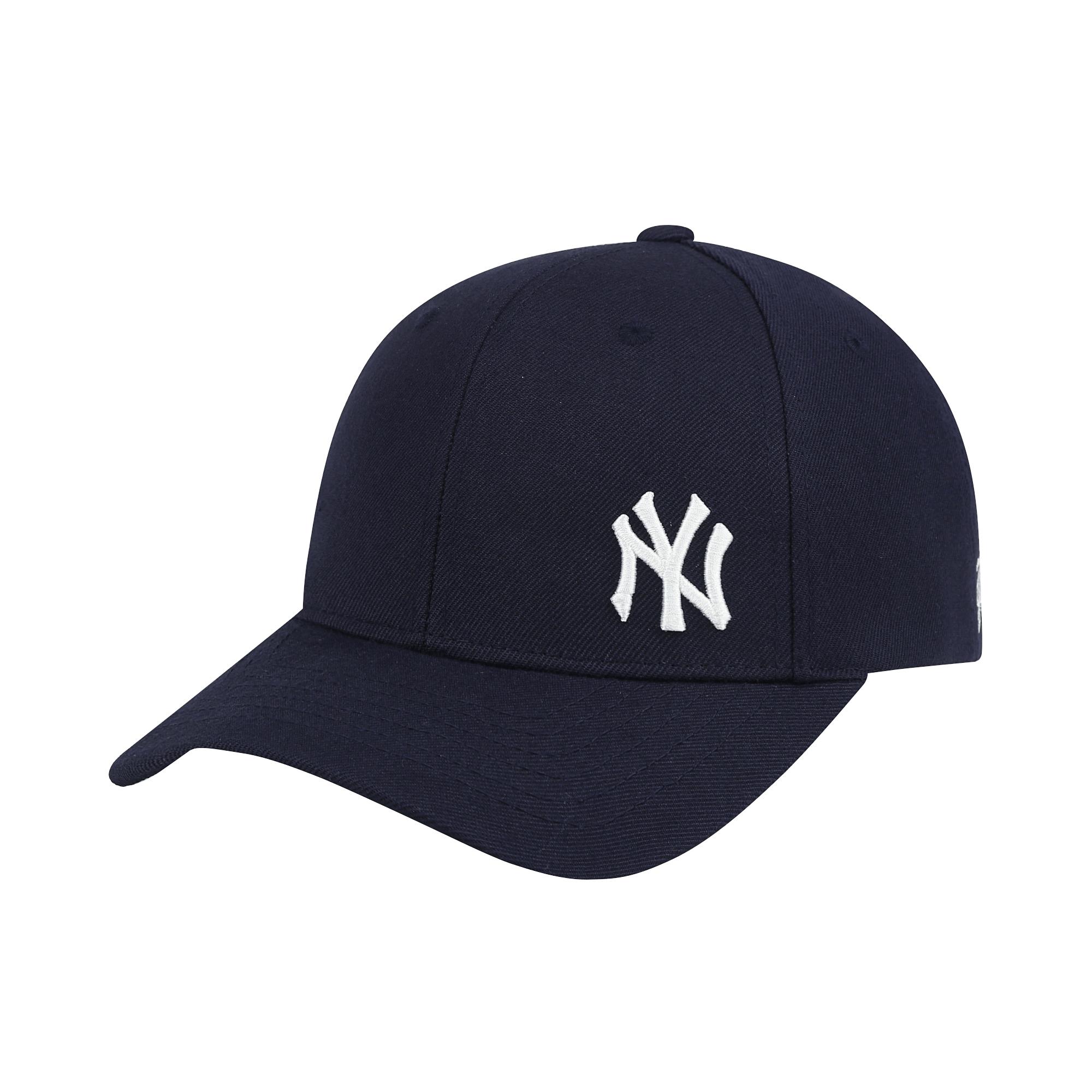 NEW YORK YANKEES AUTHENTIC SMALL LOGO ADJUSTABLE CAP