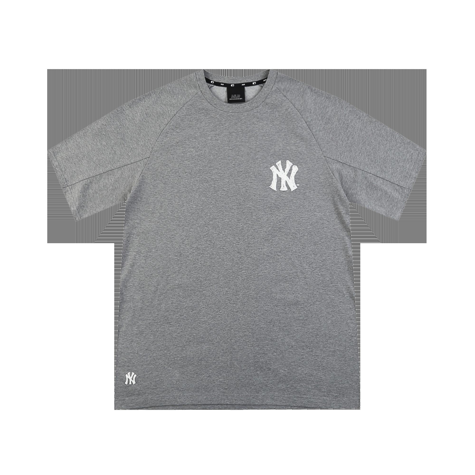 뉴욕양키스 오버랩 반팔 티셔츠